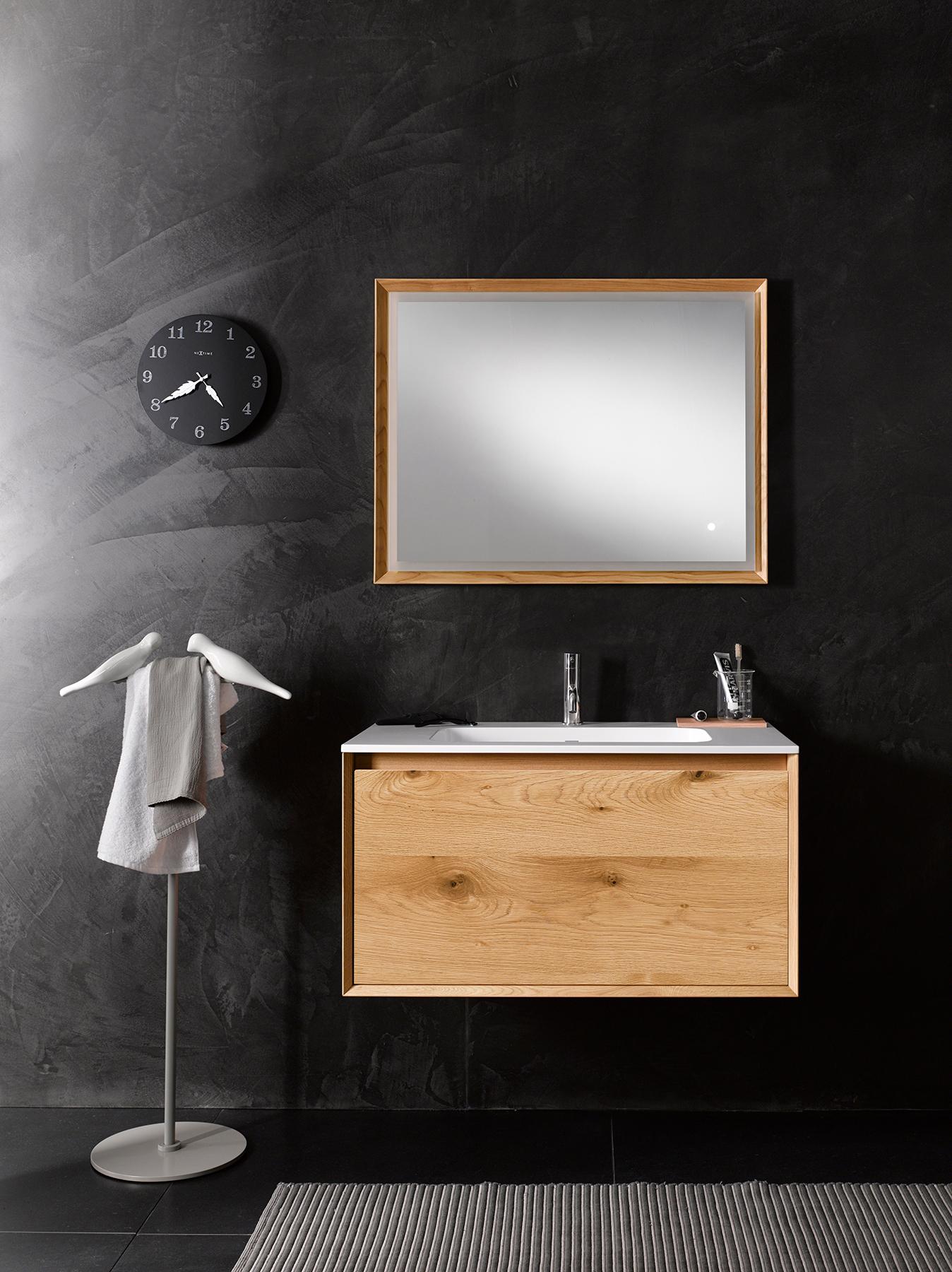 Modern 45 Degree Full Wall Mount Vanity Series 900