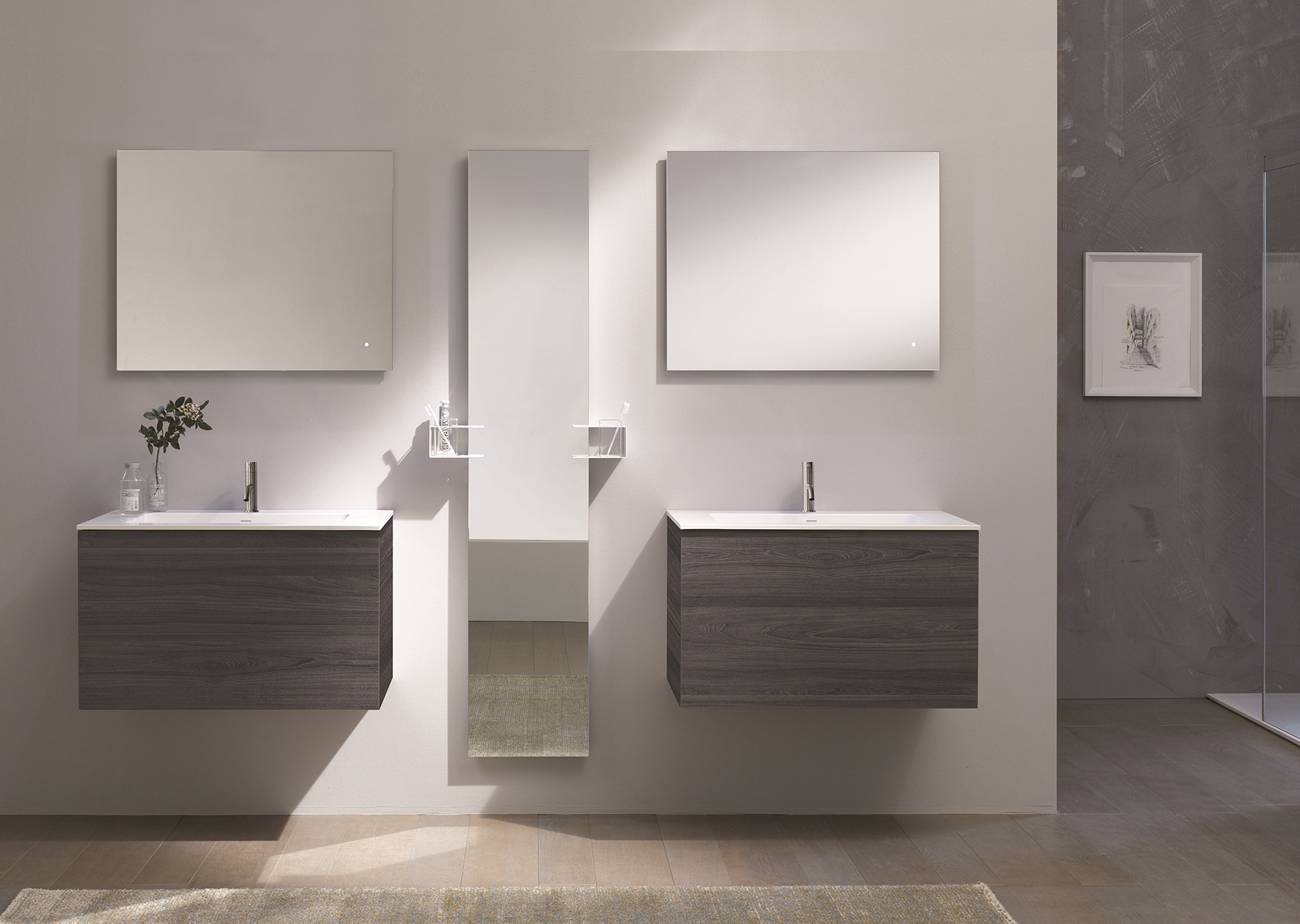 Modern 51 Collection Wall Mount Vanity Series 900