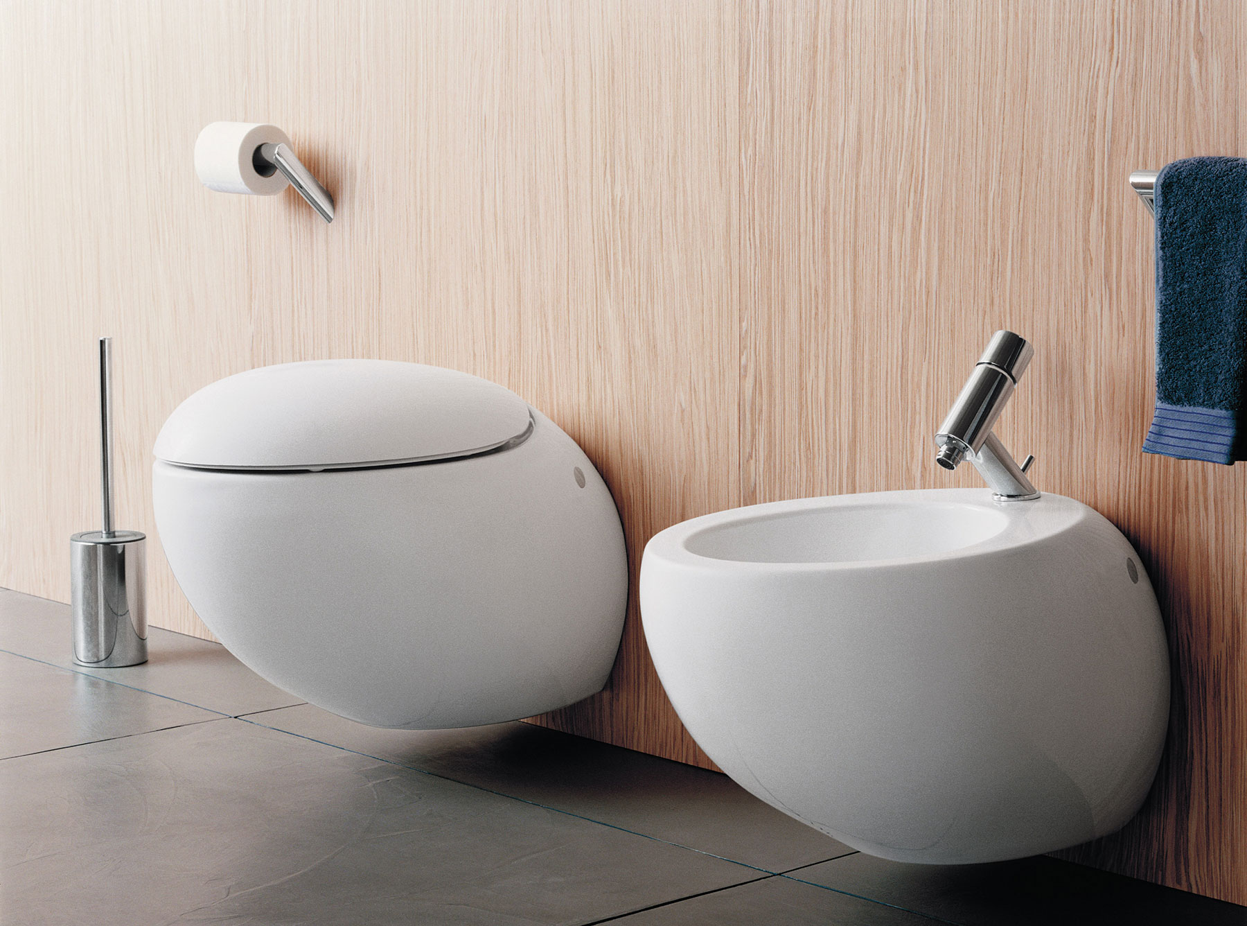 Alessi One Wall Mount Toilet first image