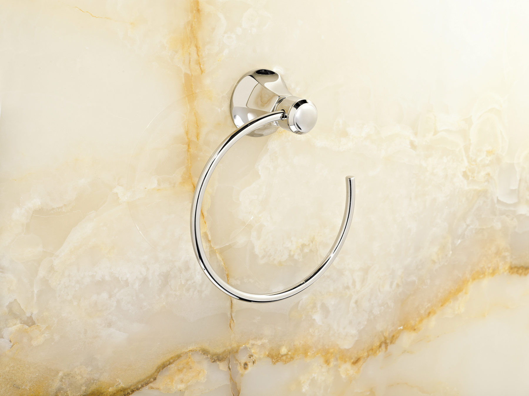 Traditional Ascott Wall Mount Towel Ring