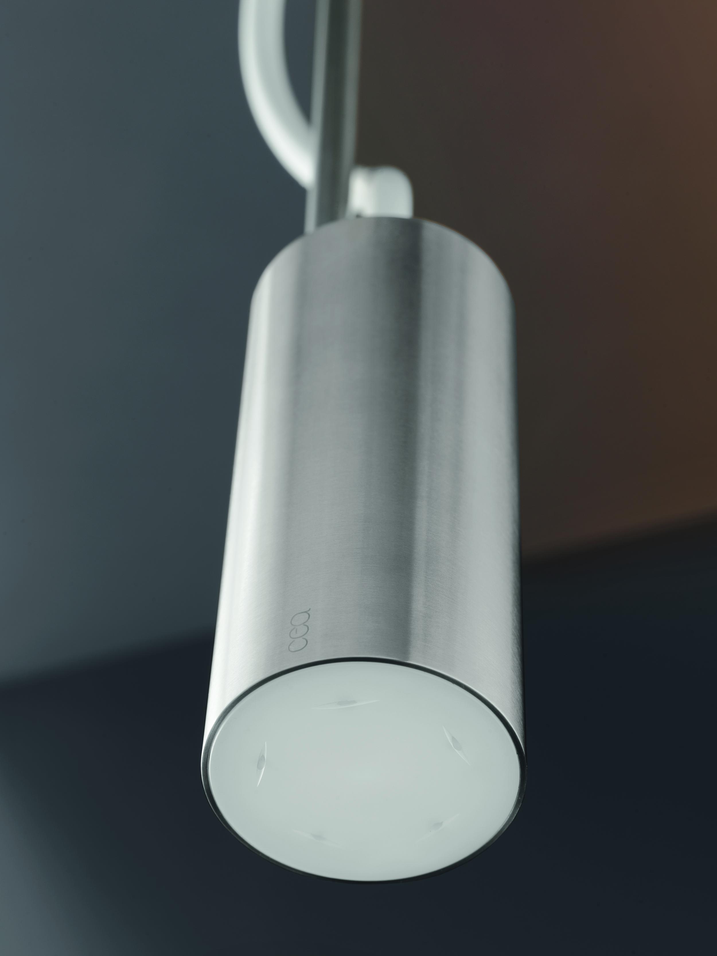 Contemporary Asta Ceiling Mount Shower Head