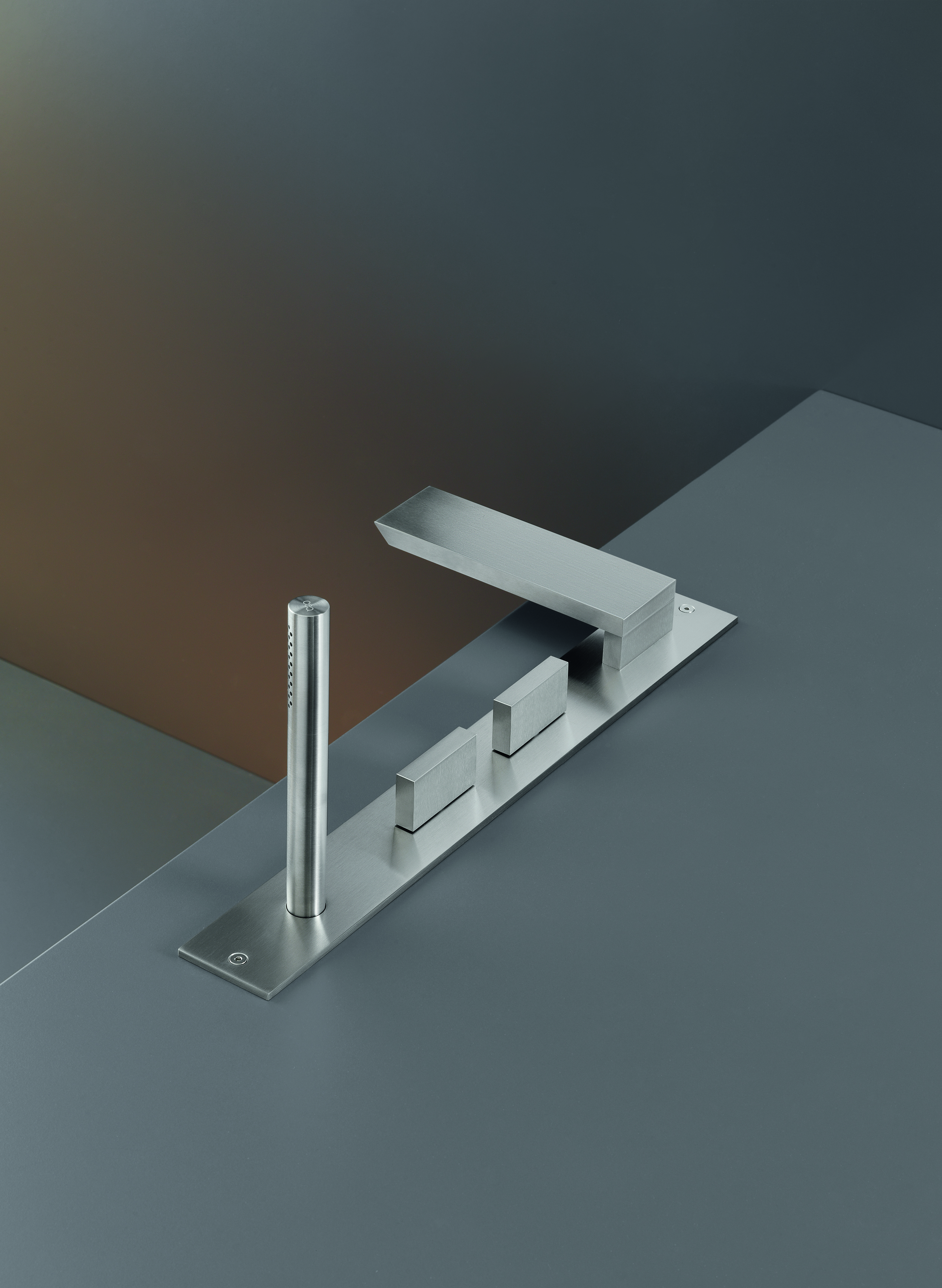 Contemporary Bar Deck Mount Faucet