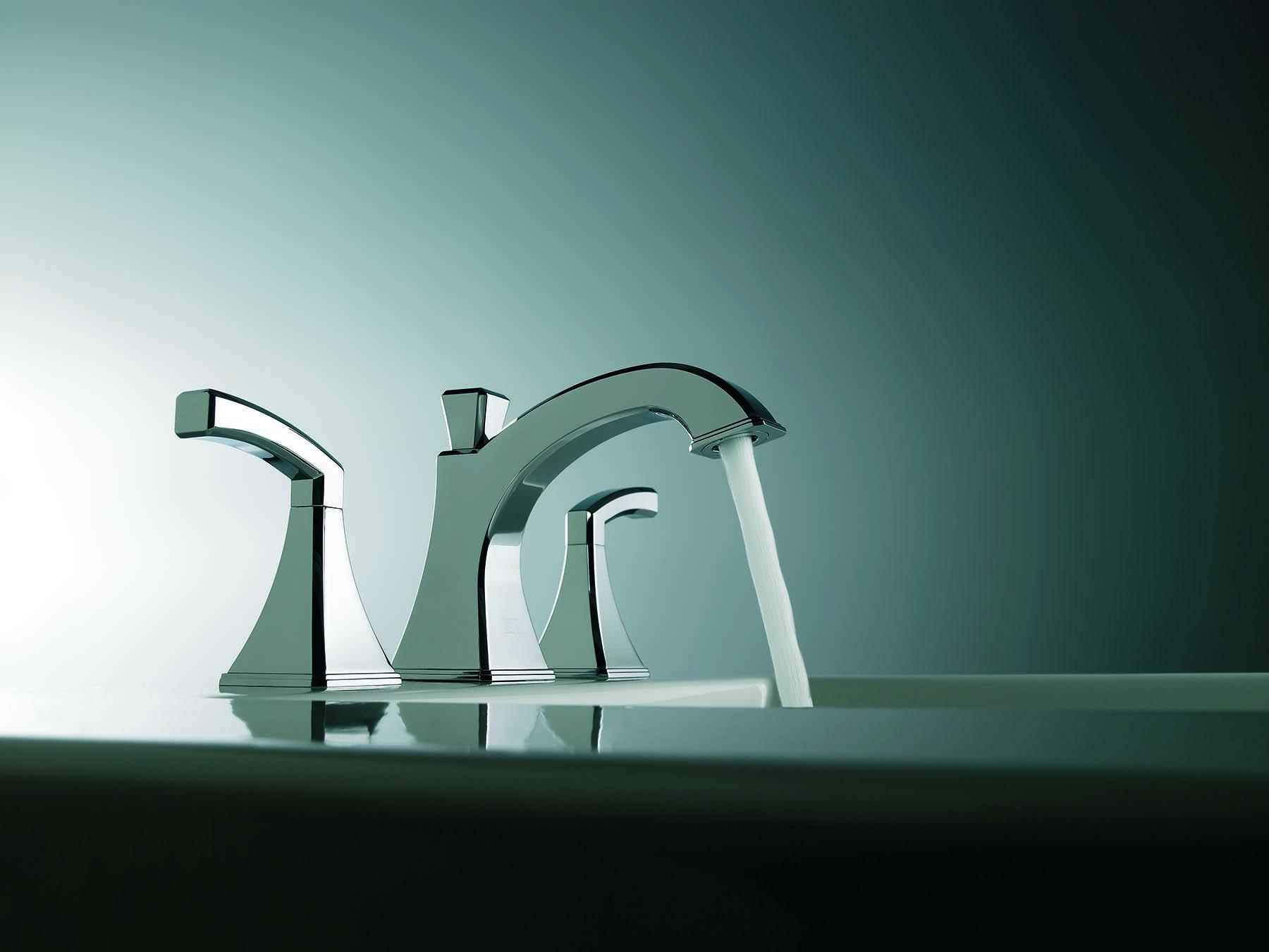 Modern Casablanca Deck Mount Faucet