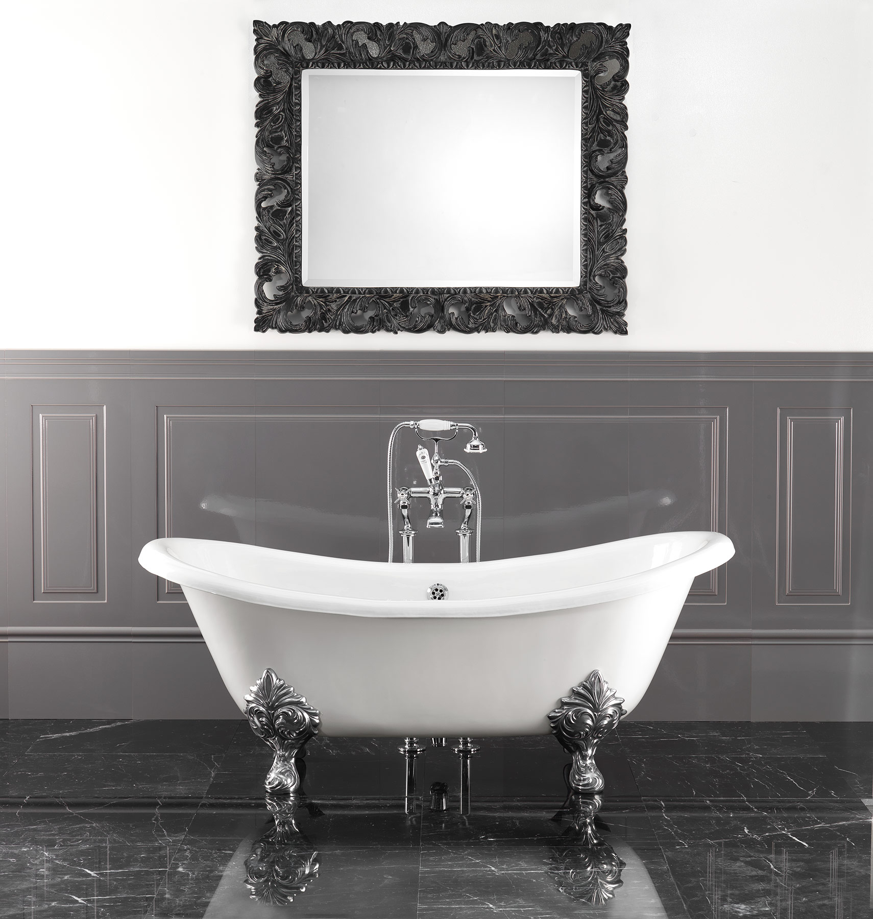 Traditional Cherie Freestanding Bathtub Hydrology