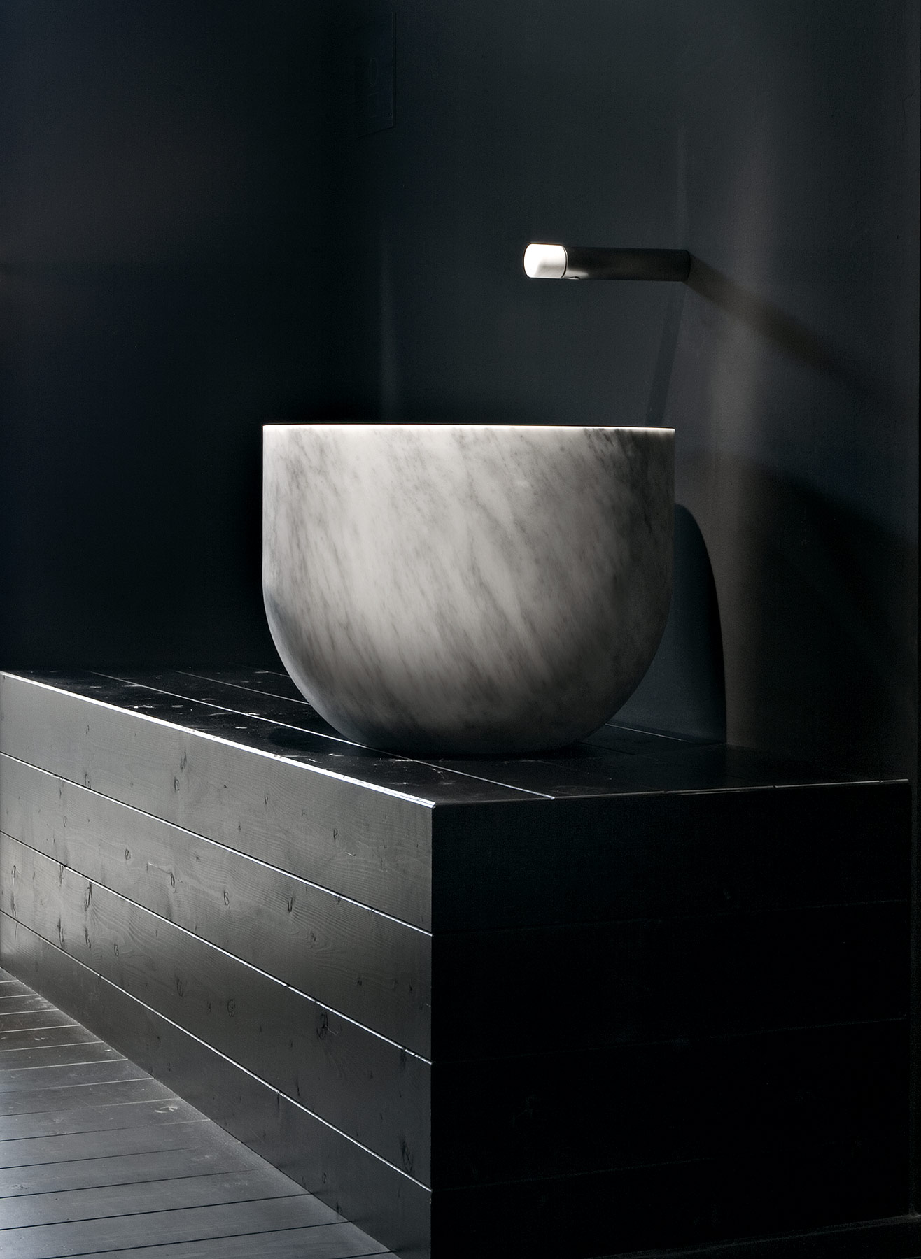 Transitional Ciotola Countertop Washbasin