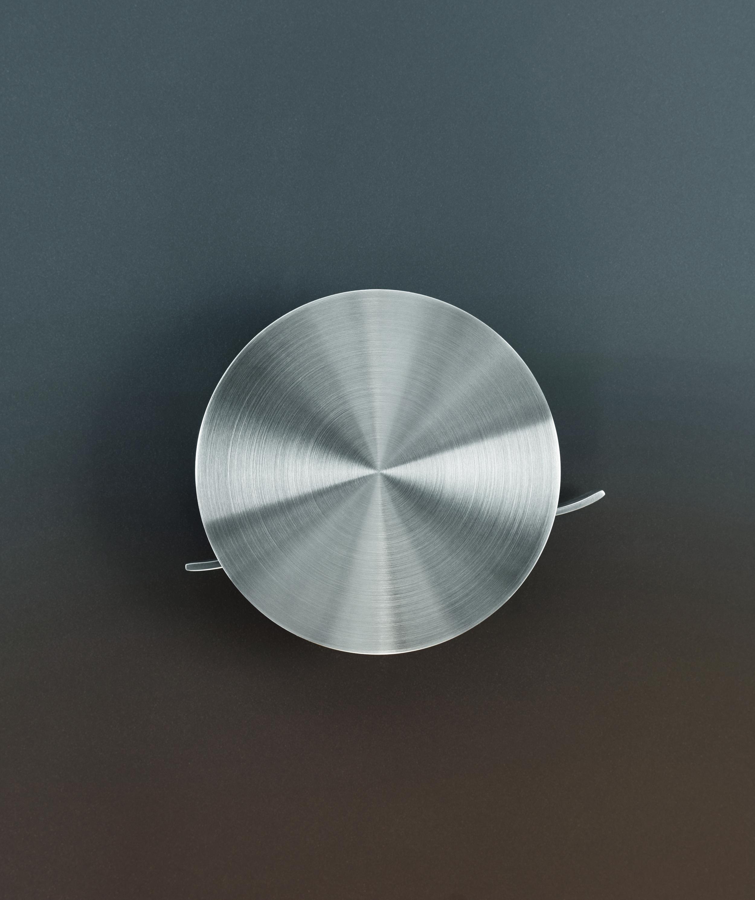 Contemporary Circle Wall Mount Mixer