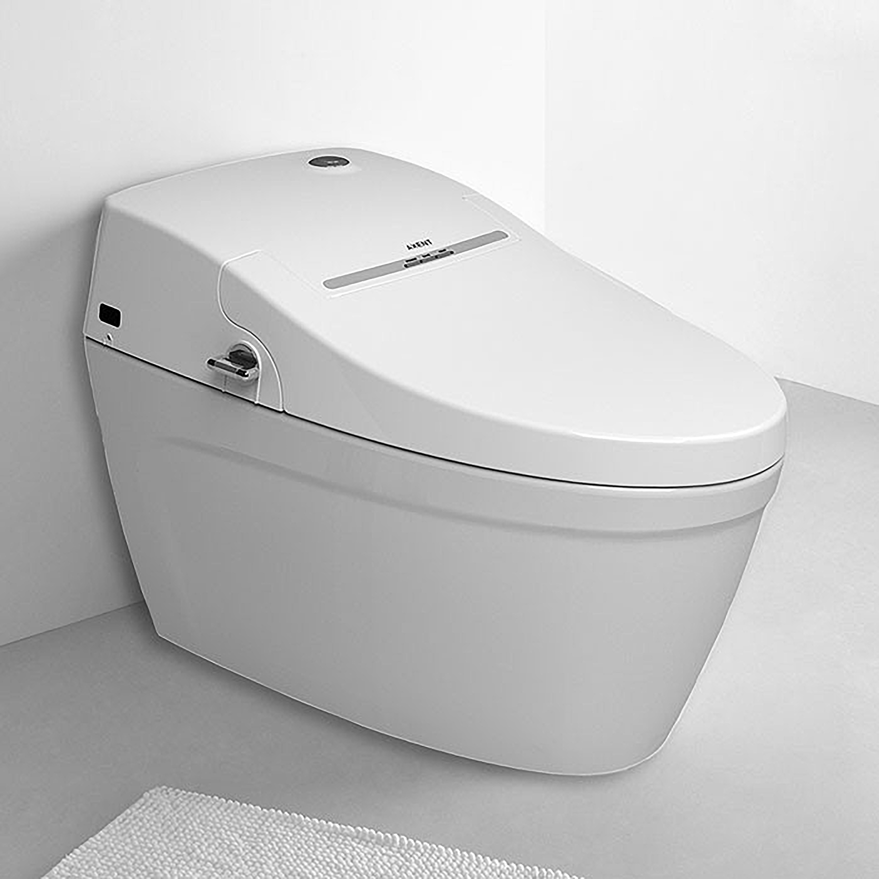 Modern Colin One Piece Intelligent Toilet