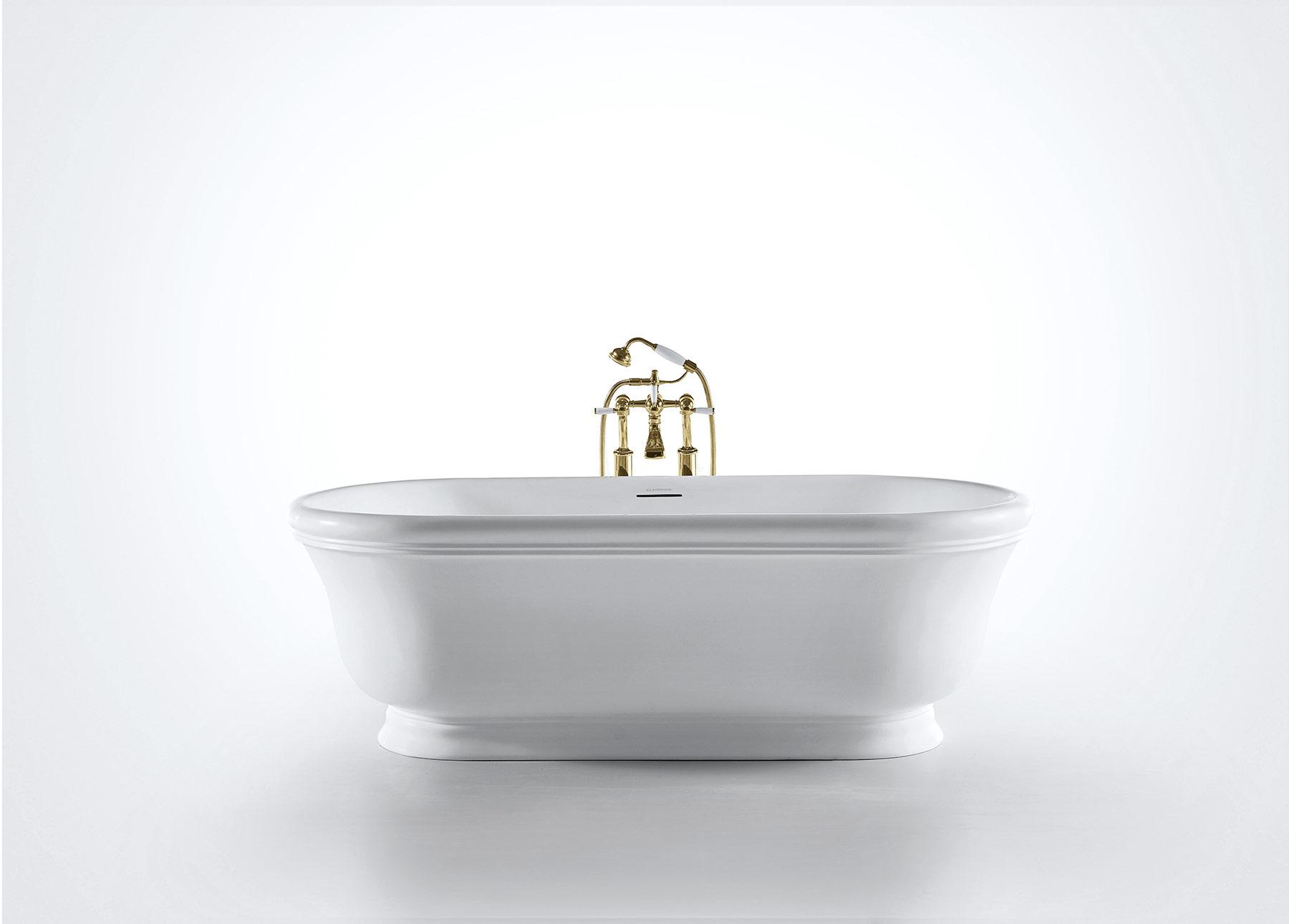 Traditional Devonshire Freestanding Bathtub