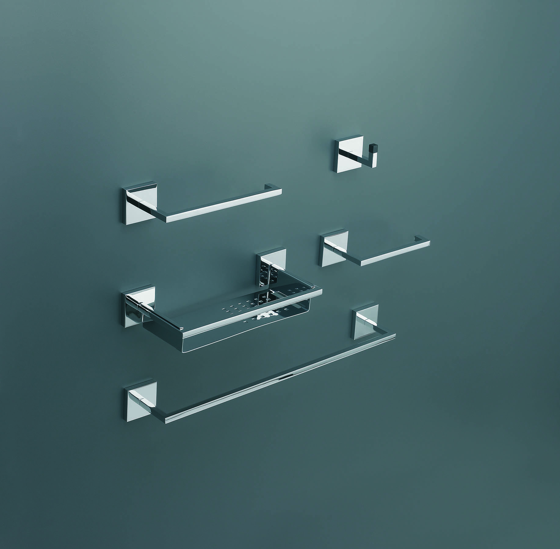 Modern Dominic Wall Mount Robe Hook