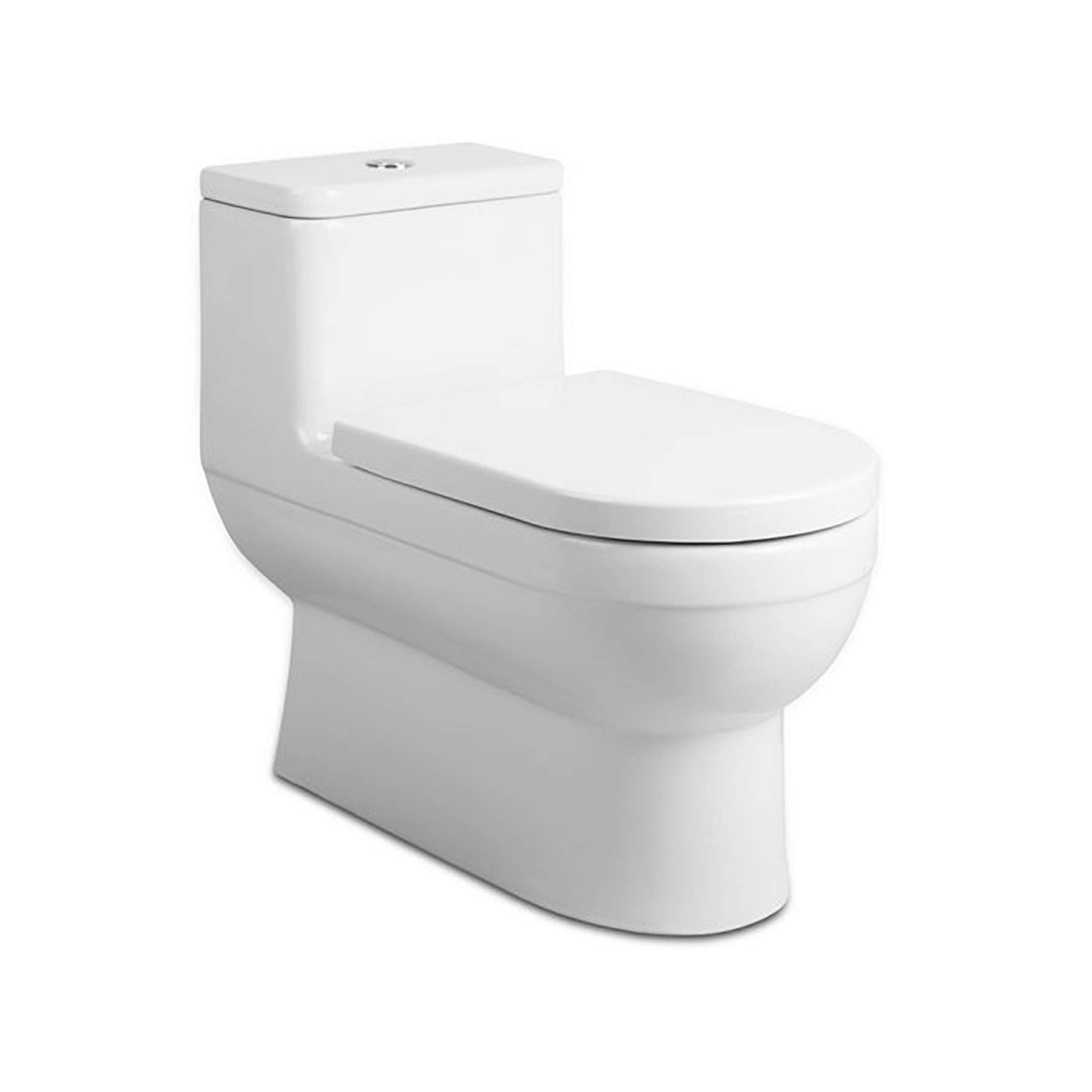 Modern Dune II Dual Flush One Piece Toilet