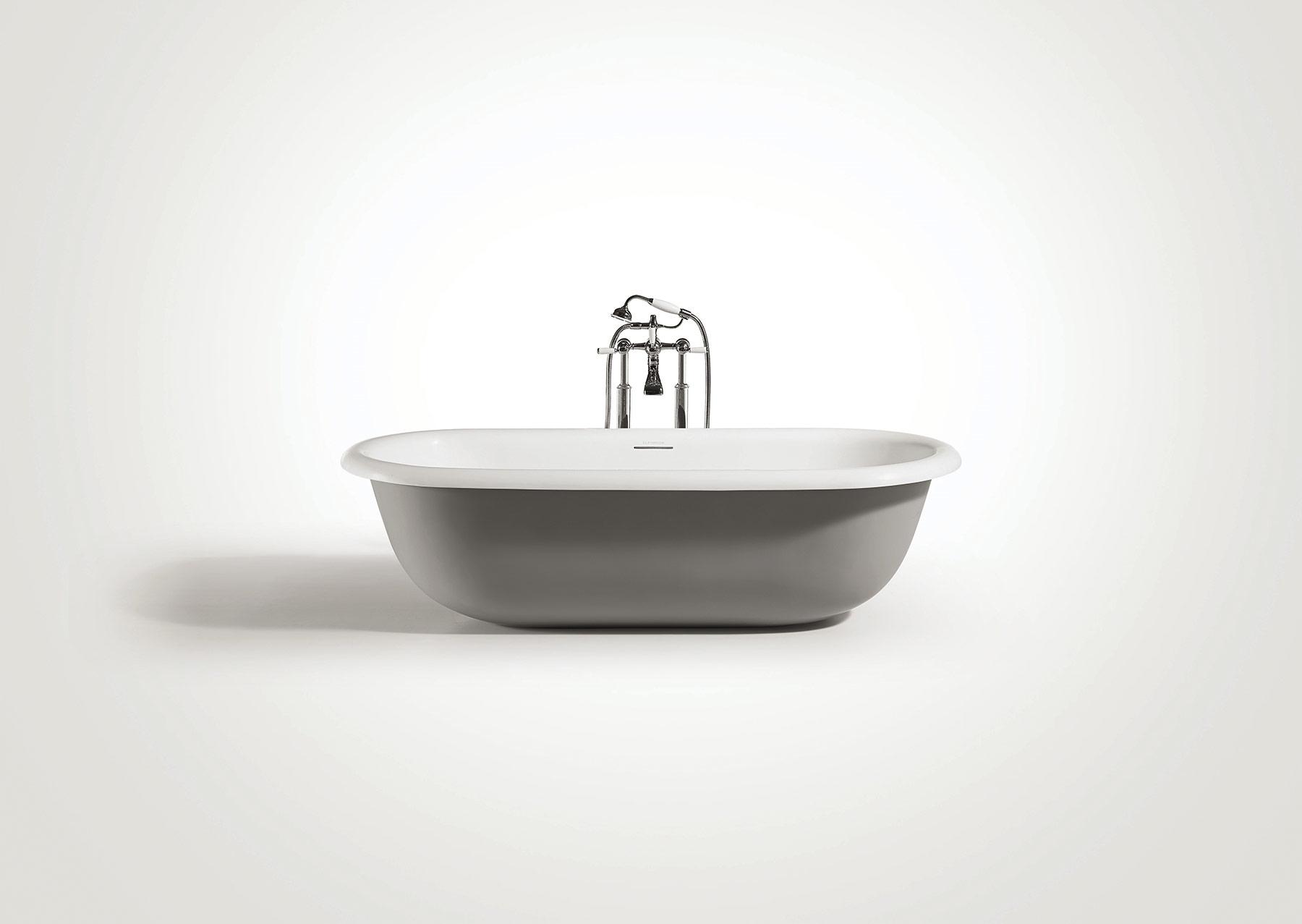 Modern Evolve Freestanding Bathtub