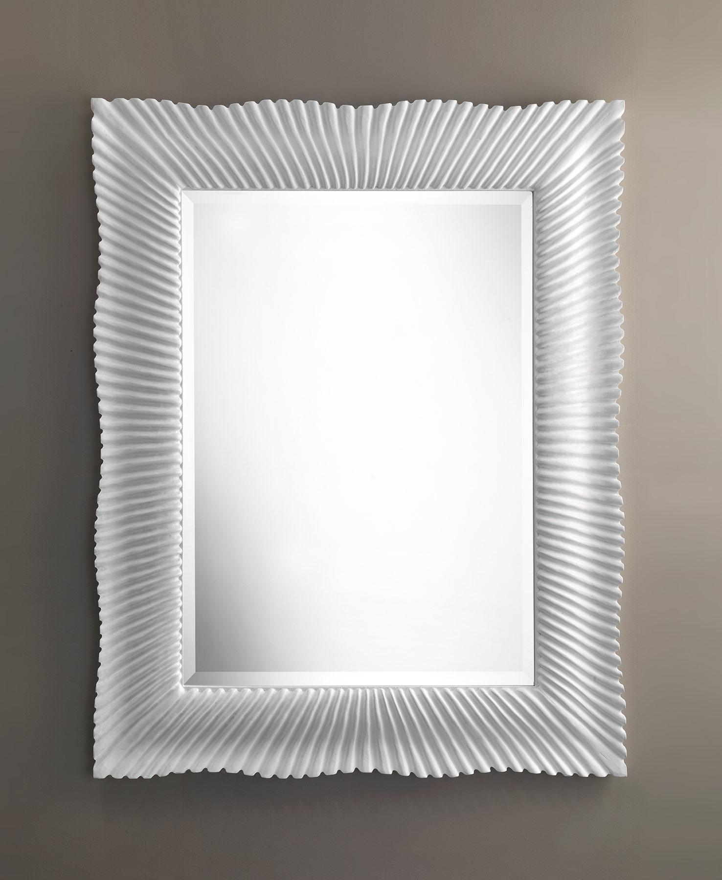 Modern Figaro Wall Mount Mirror