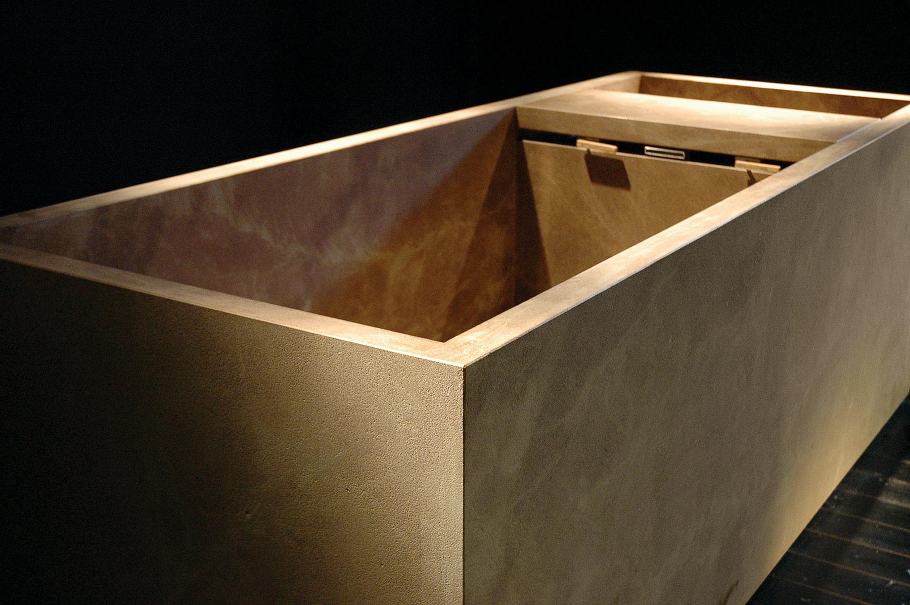 Modern Fonte Freestanding Bathtub