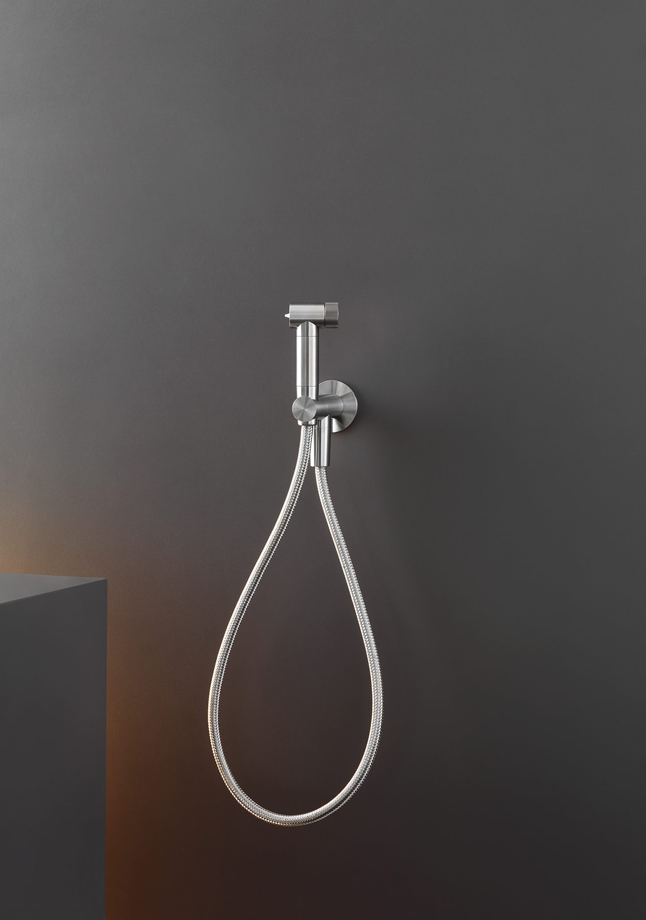 Contemporary Free Wall Mount Toilet Cleaner