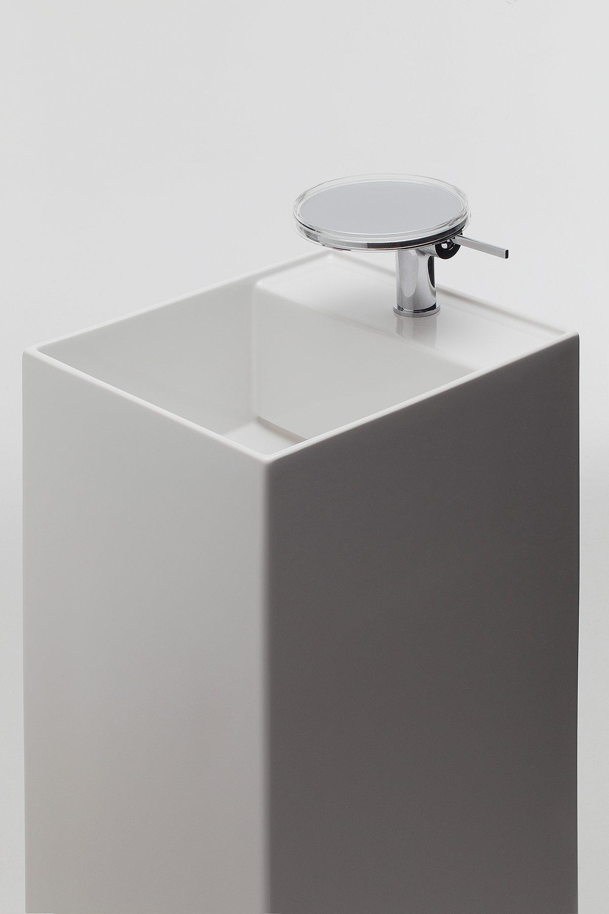 Modern Kartell Deck Mount Faucet