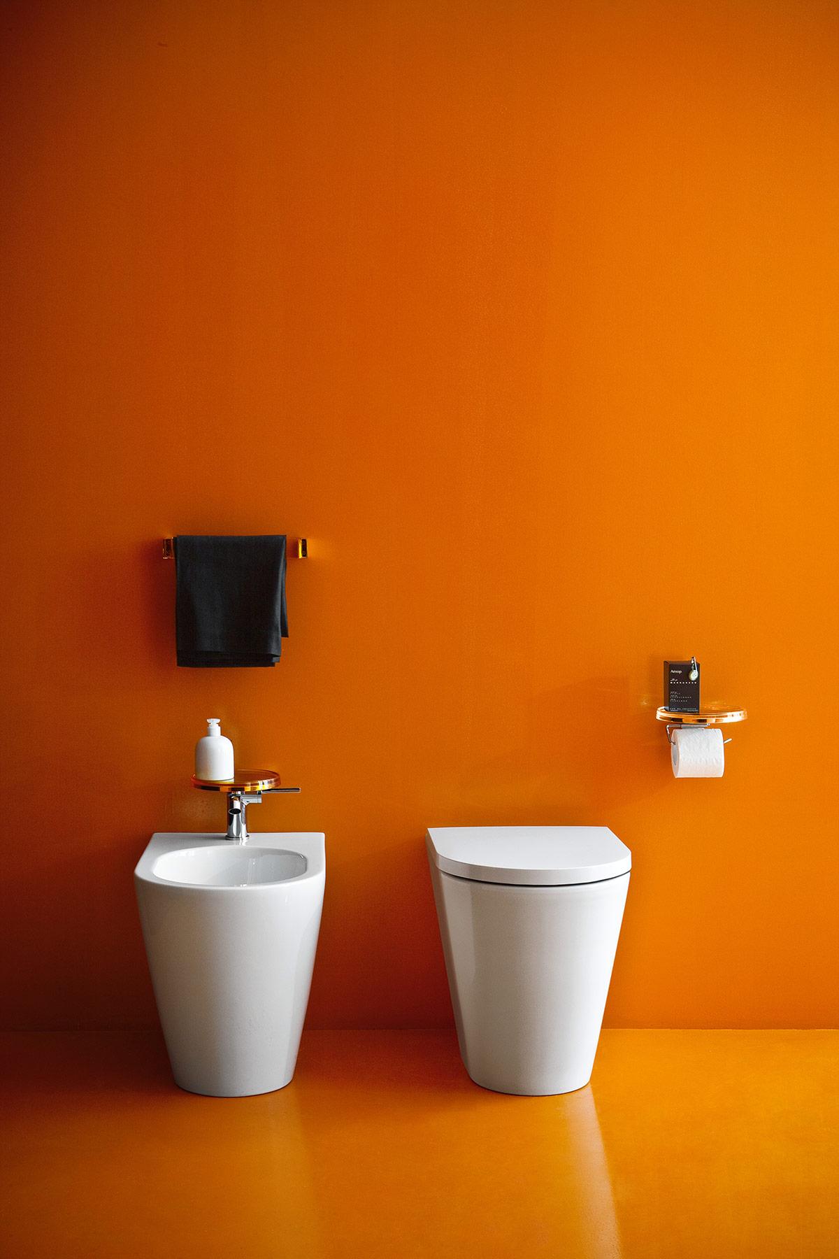 Modern Kartell Floorstanding Toilet