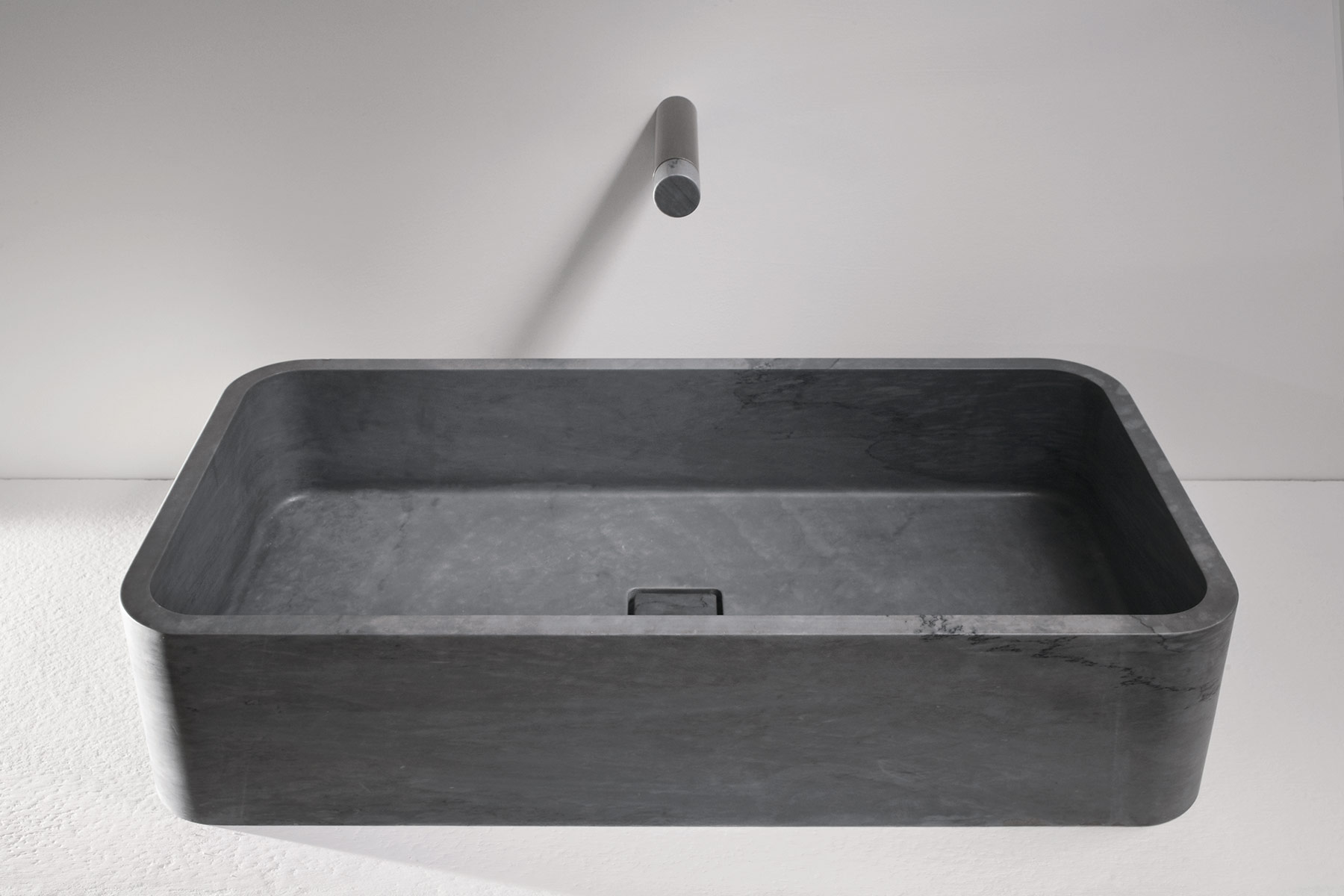 Transitional LeCave Countertop Washbasin