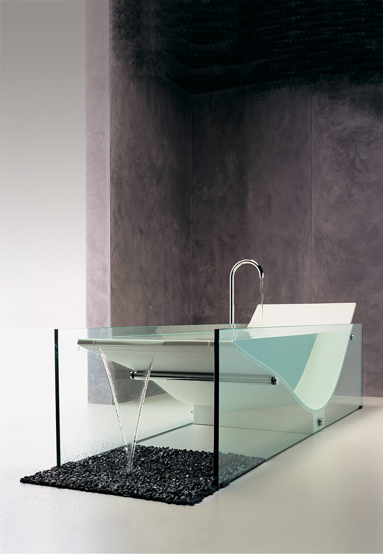 Contemporary Le Cob Freestanding Bathtub