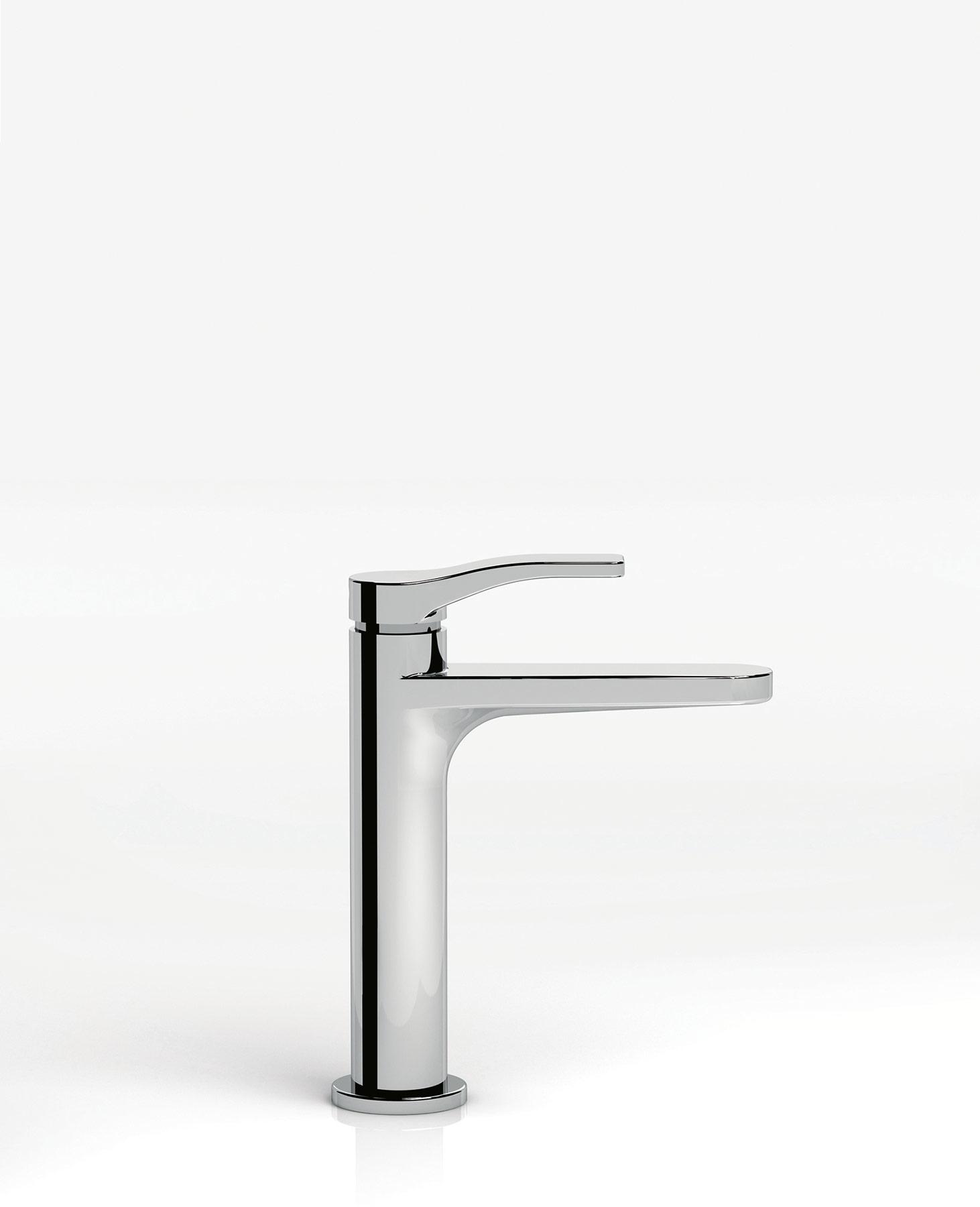 Modern Lissoni Deck Mount Faucet