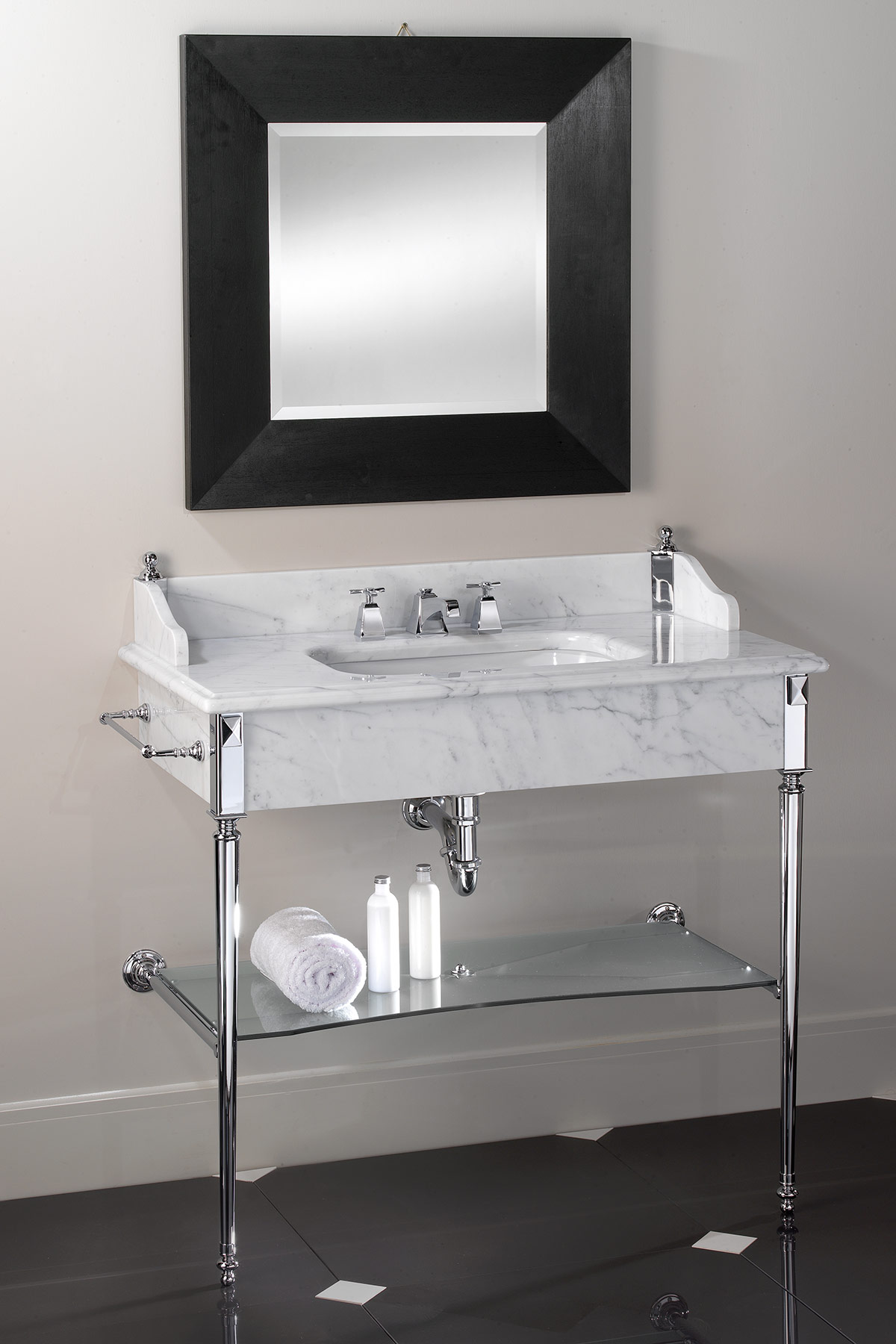 Traditional Madison Wall Mount Console