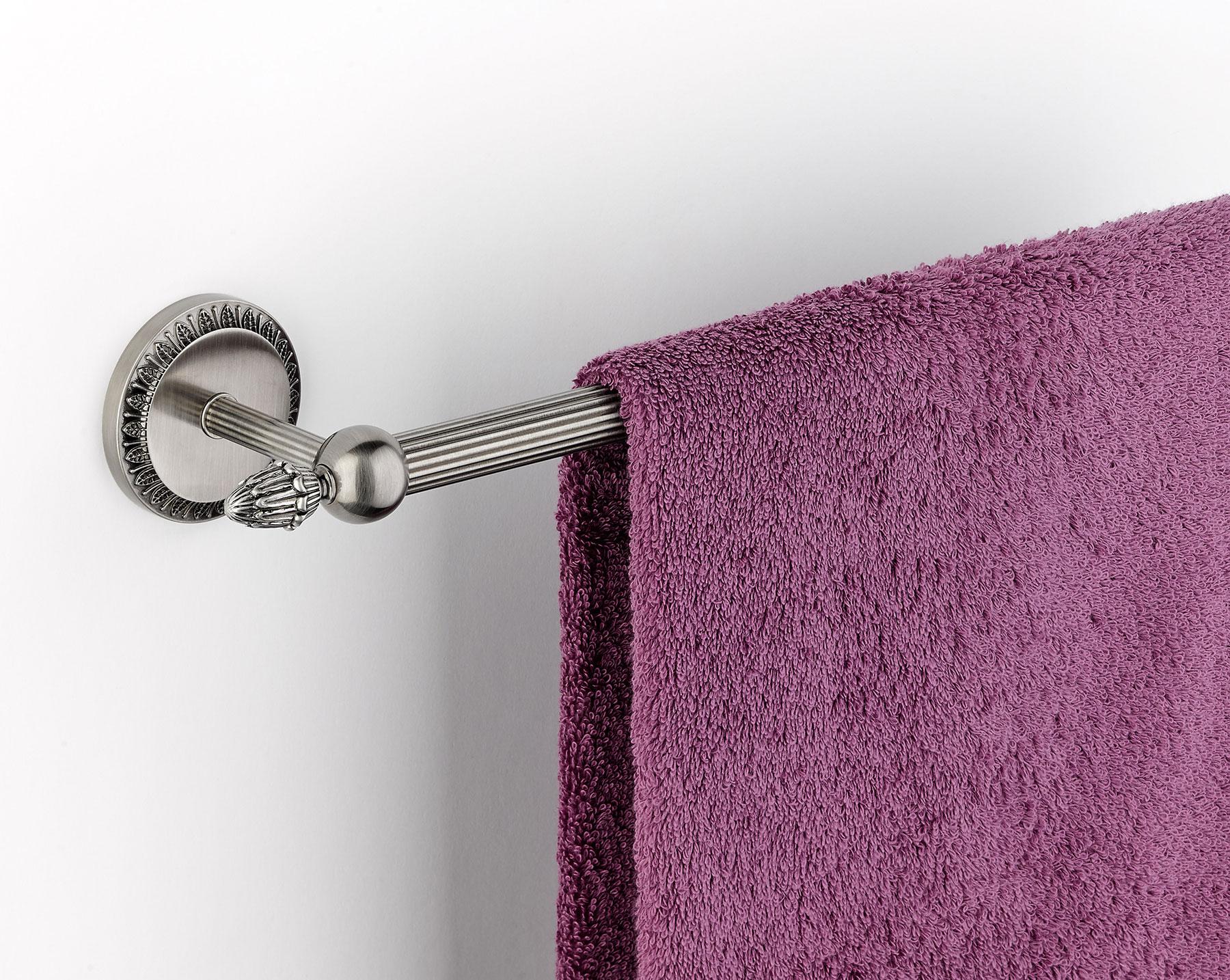 Traditional Malmaison Wall Mount Towel Bar