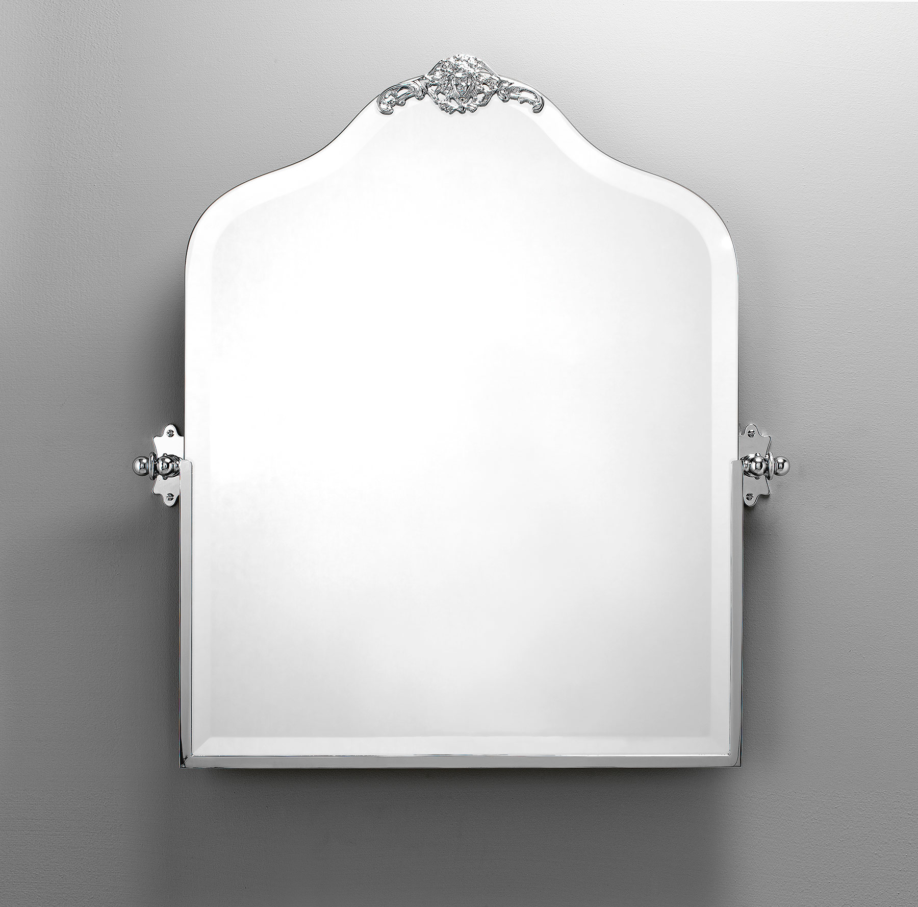 Transitional Mayfair Wall Mount Mirror