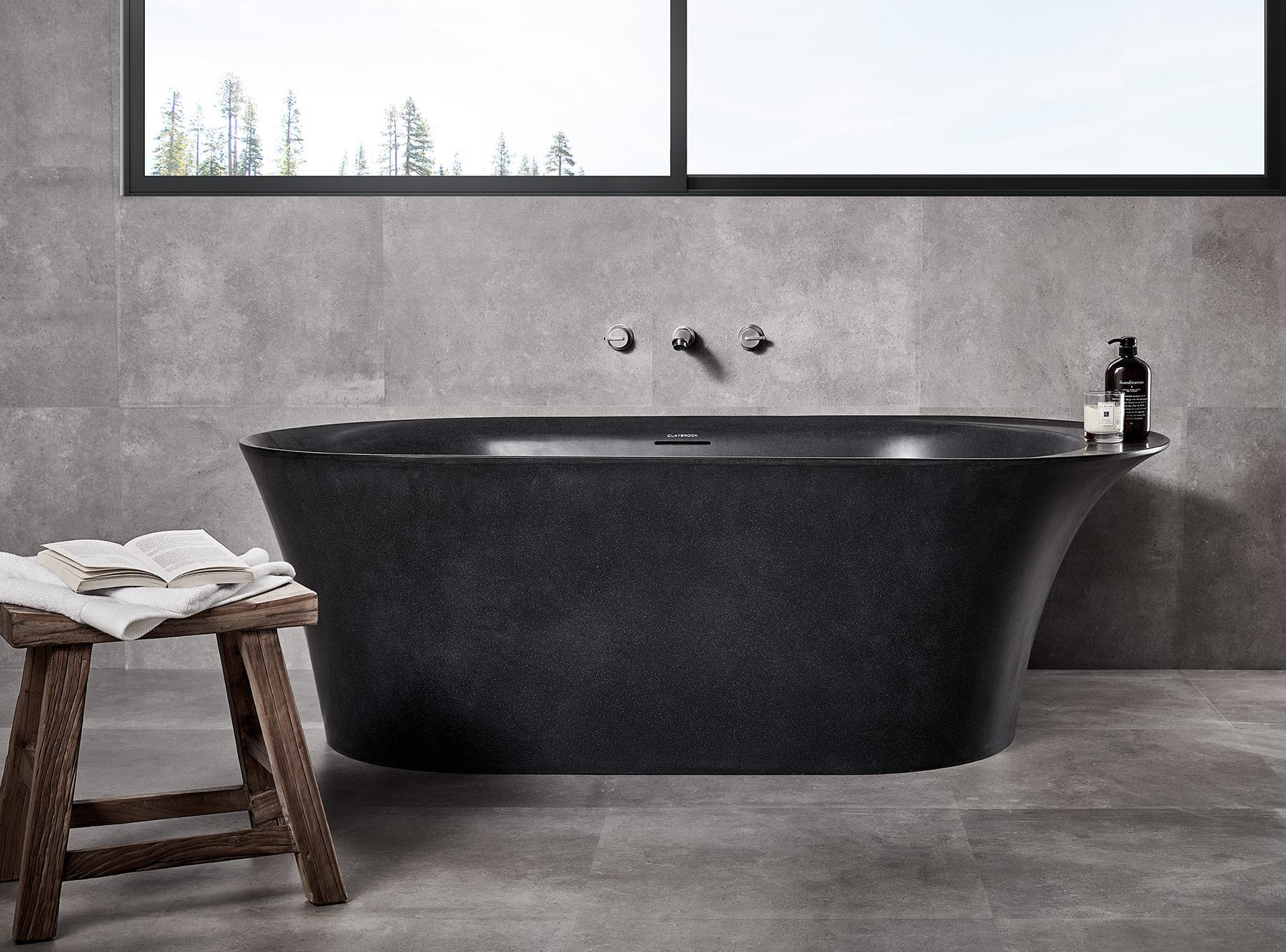 Modern Opus Freestanding Bathtub