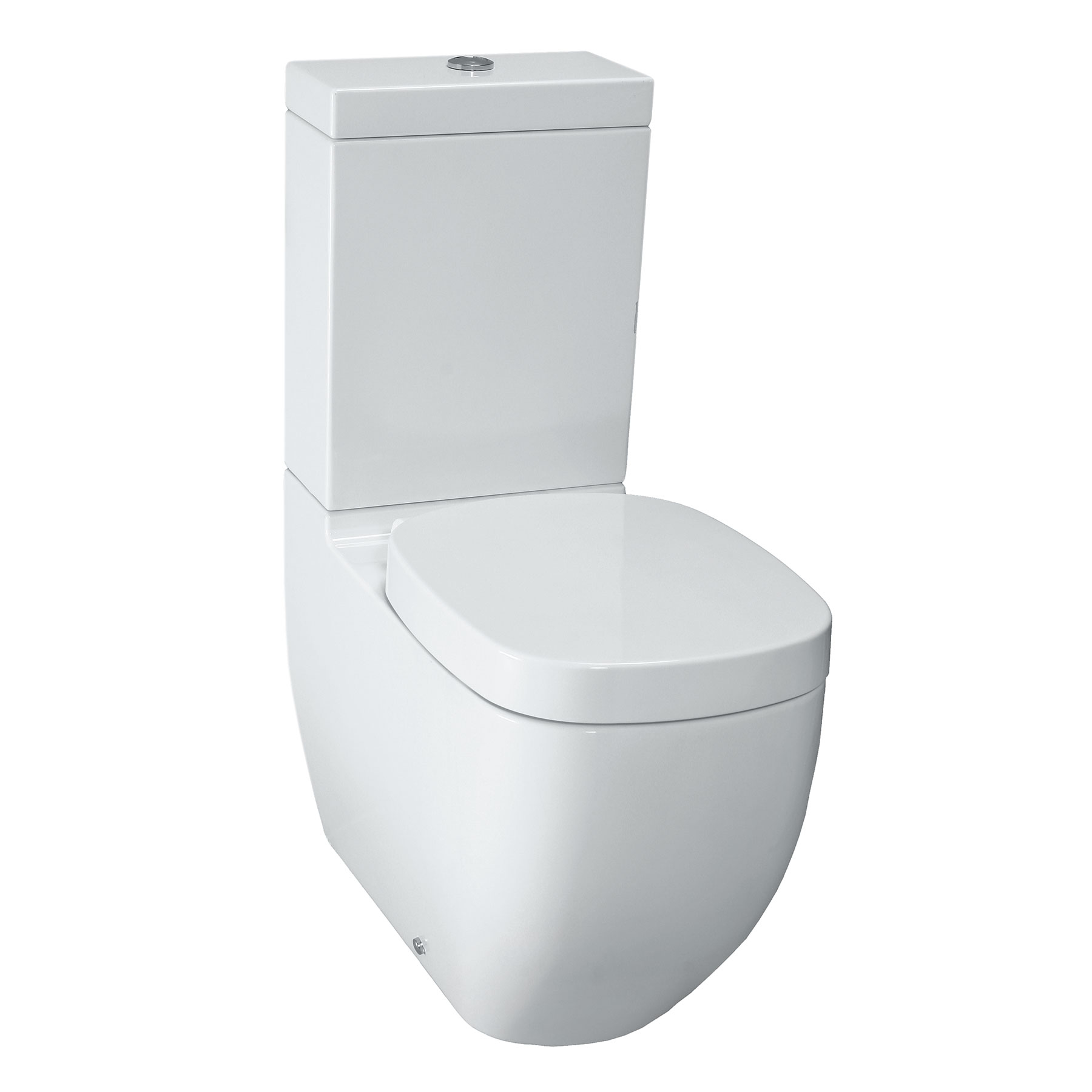 Palomba Floor Mount Toilet first image