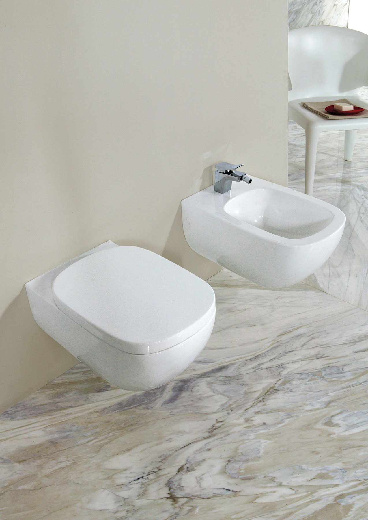 Palomba Wall Mount Toilet first image