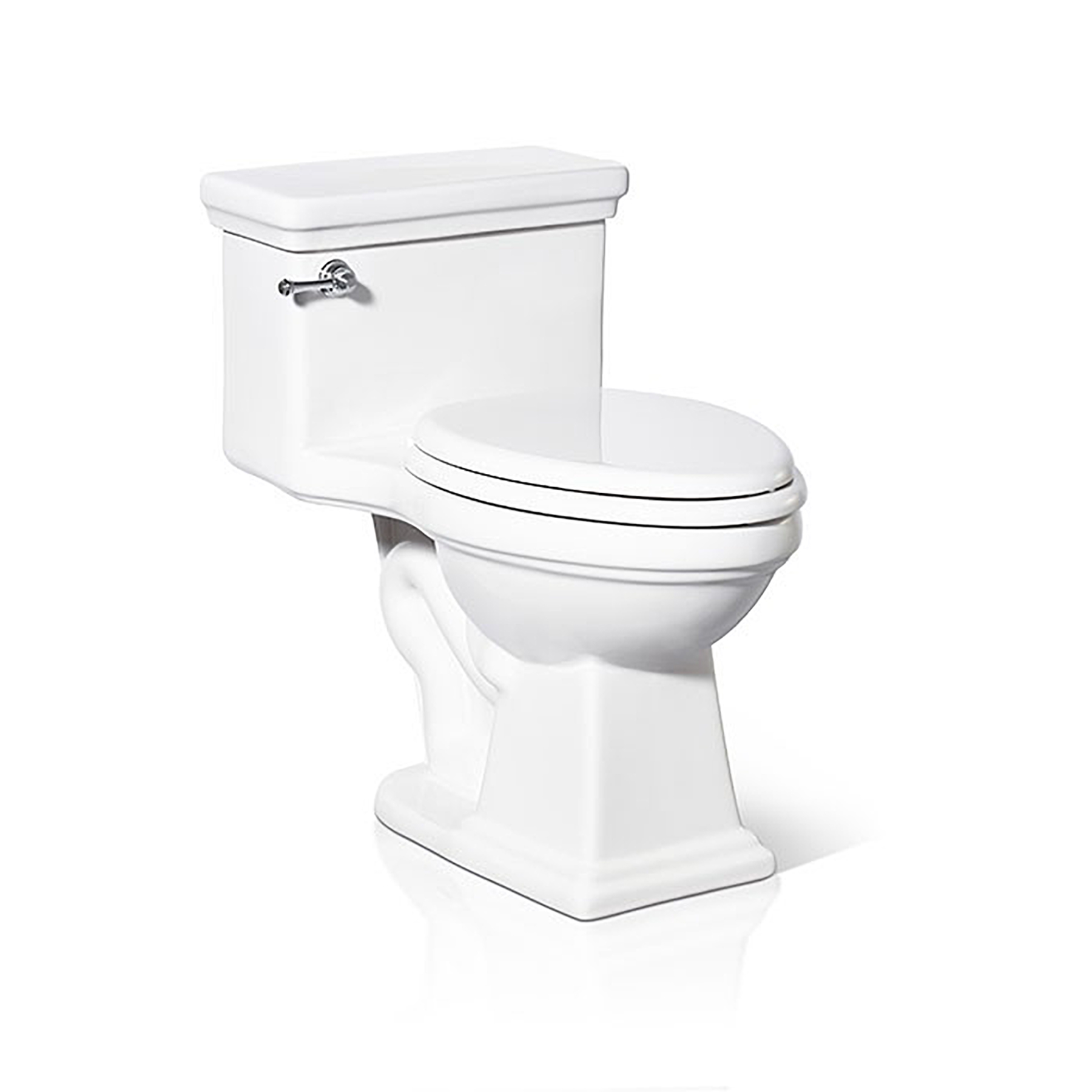 Traditional Peninsula One Piece Toilet