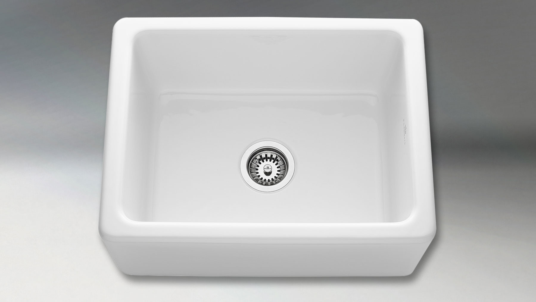 Transitional Philippe I Farmhouse Kitchen Sink