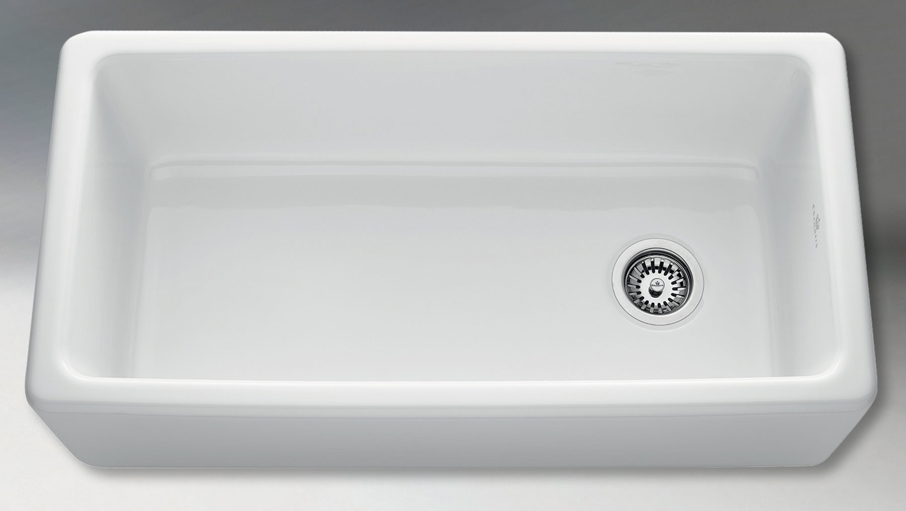 Transitional Philippe III Farmhouse Kitchen Sink