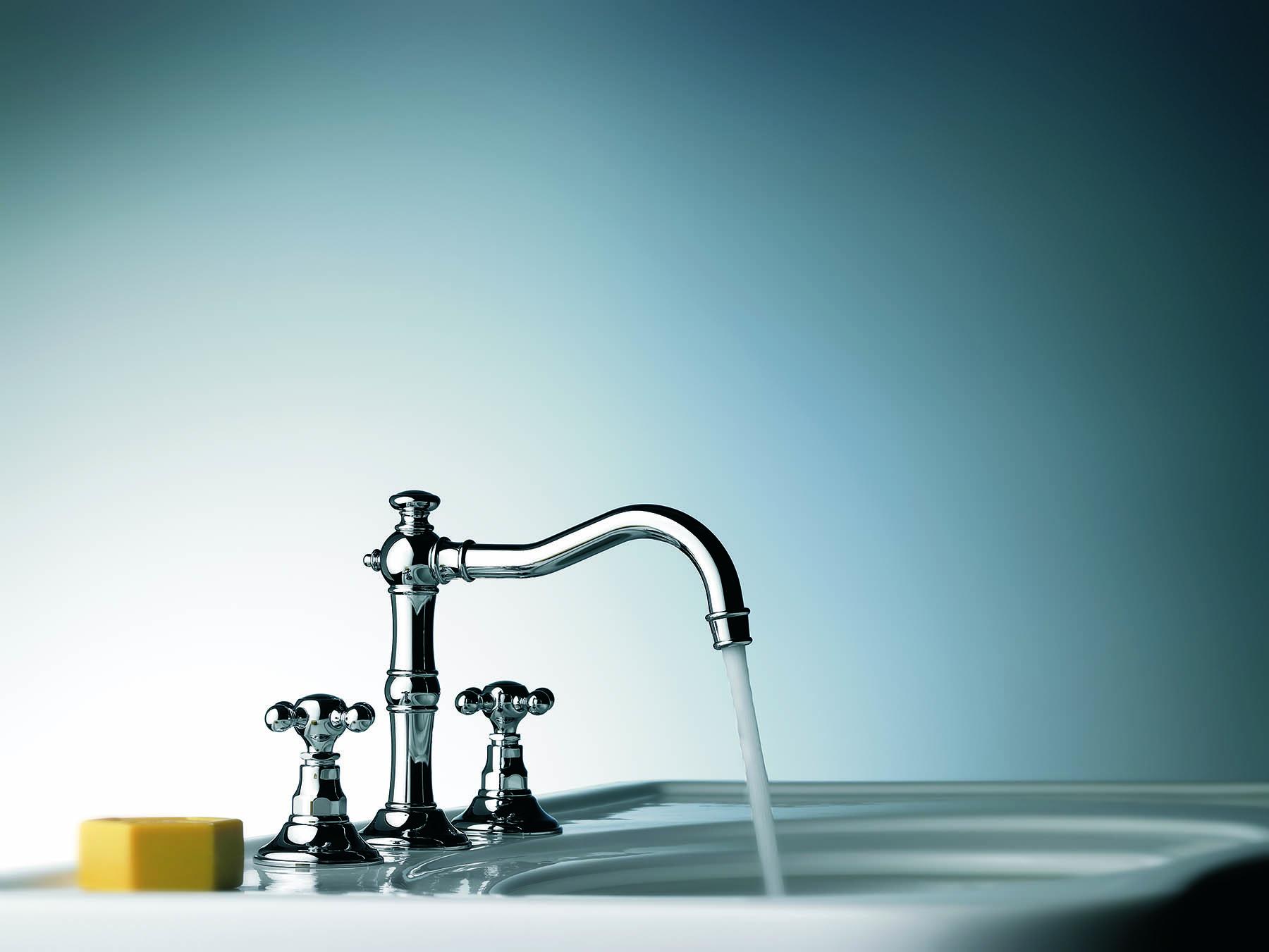 Revere Deck Mount Faucet