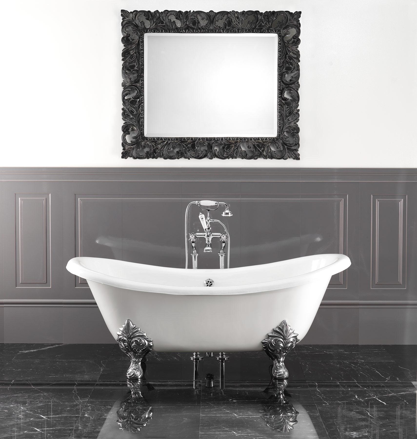 Traditional Richard Wall Mount Mirror
