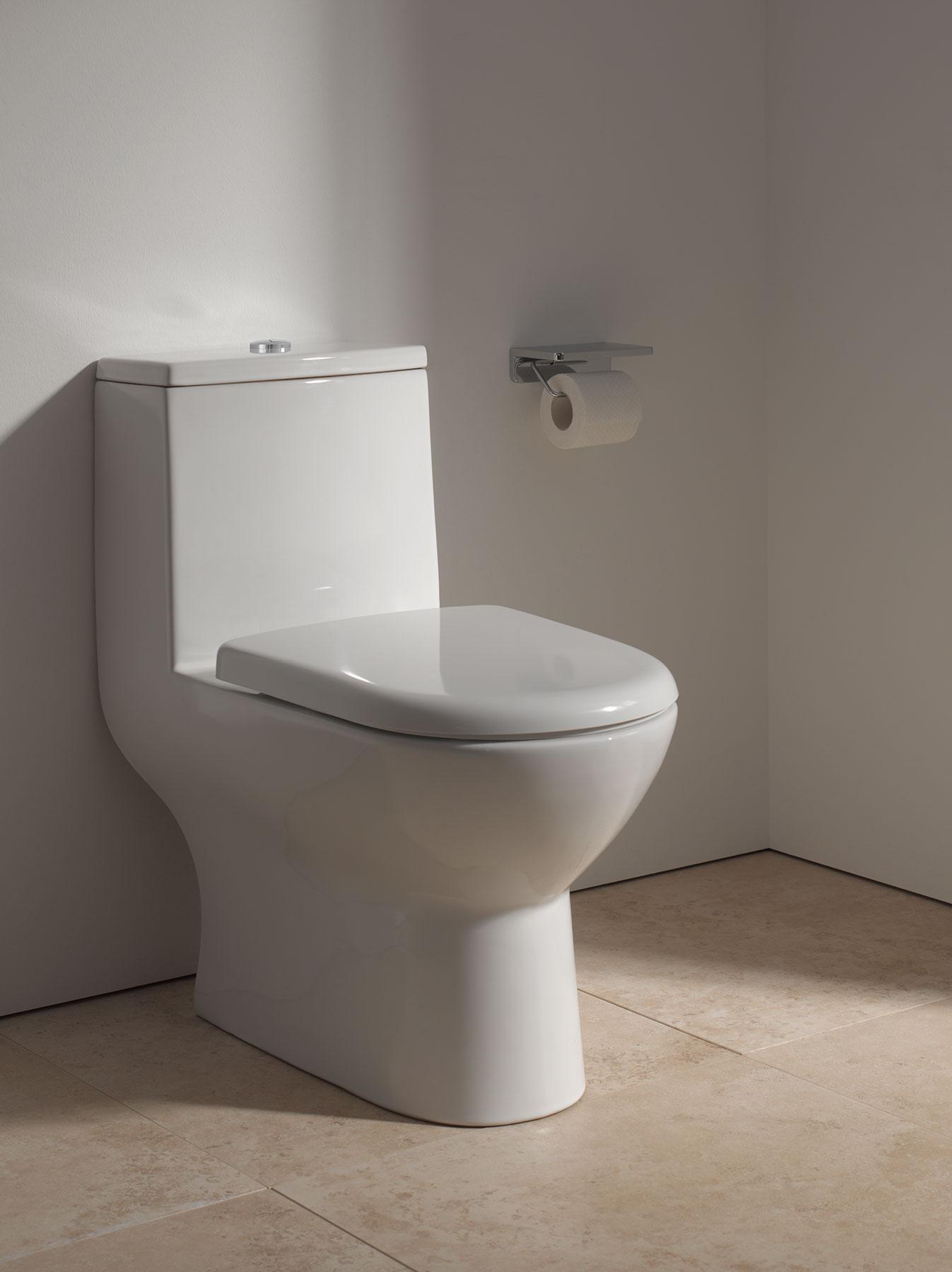Modern Savoy Floorstanding Toilet