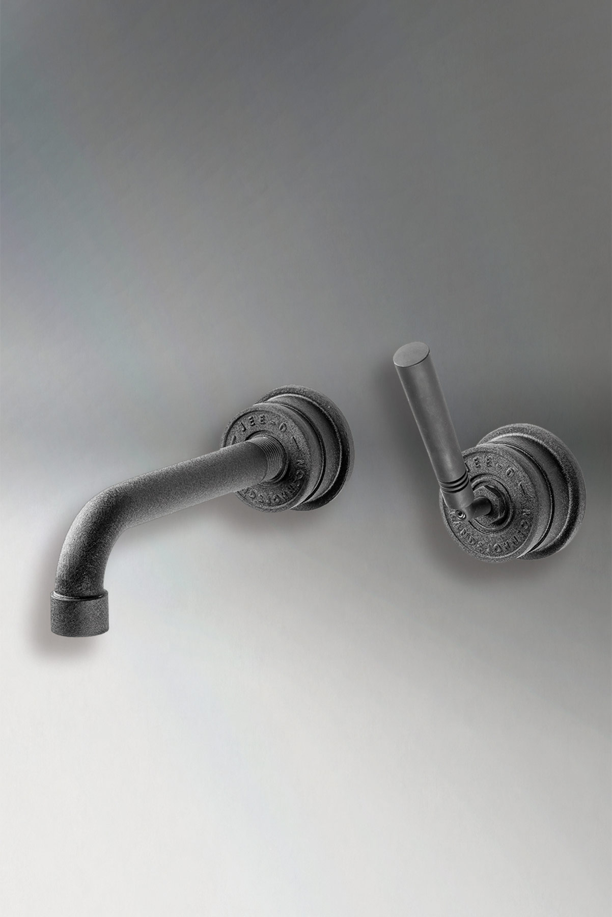Transitional Soho Wall Mount Faucet