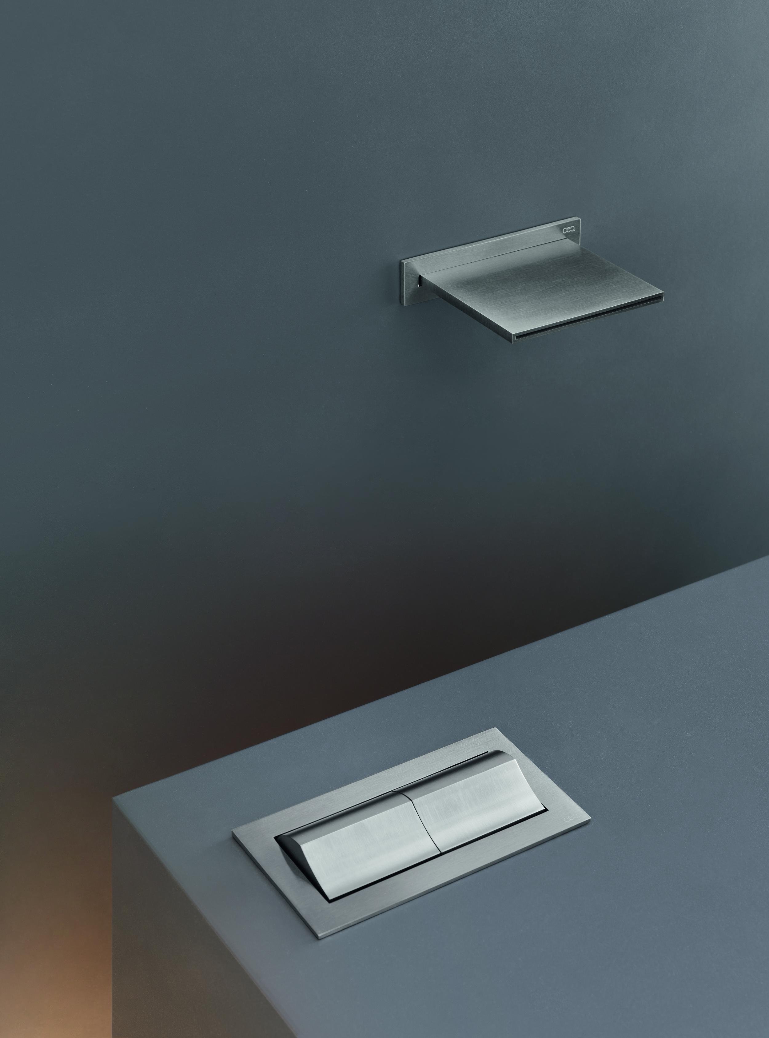 Modern Switch-Free Wall & Deck Mount Faucet Set