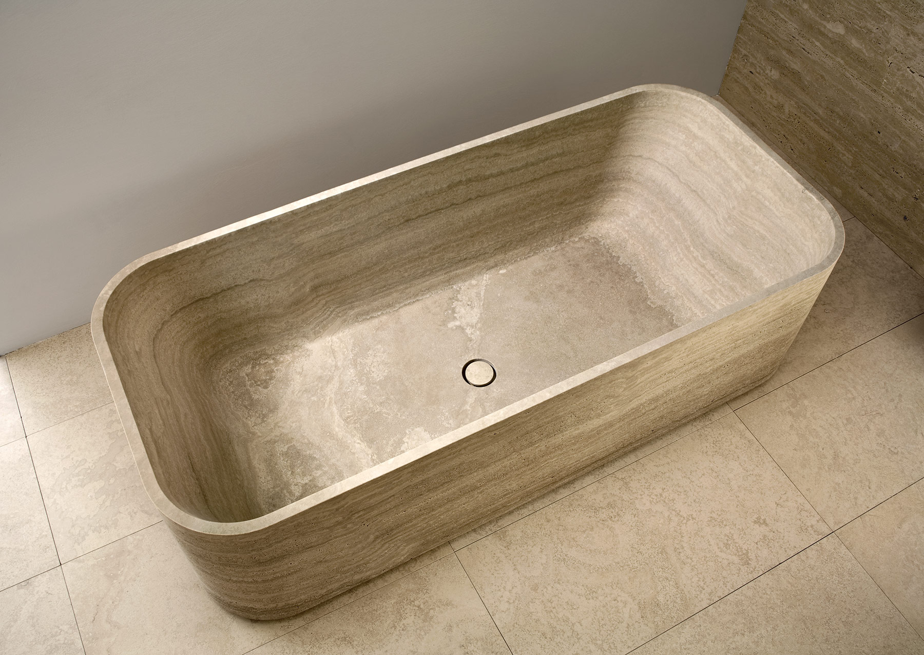 Transitional System One Freestanding Bathtub