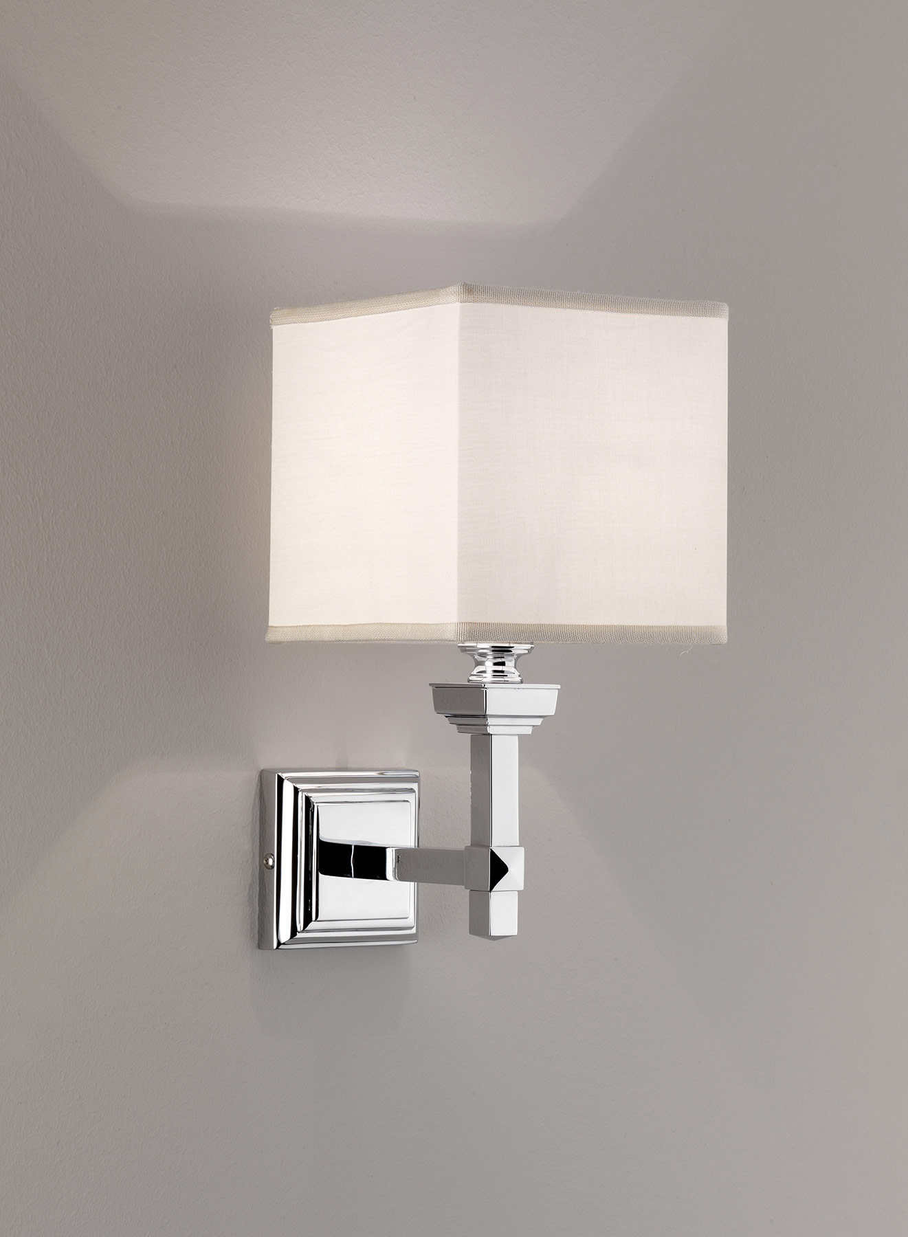 Transitional Time Wall Mount Lamp