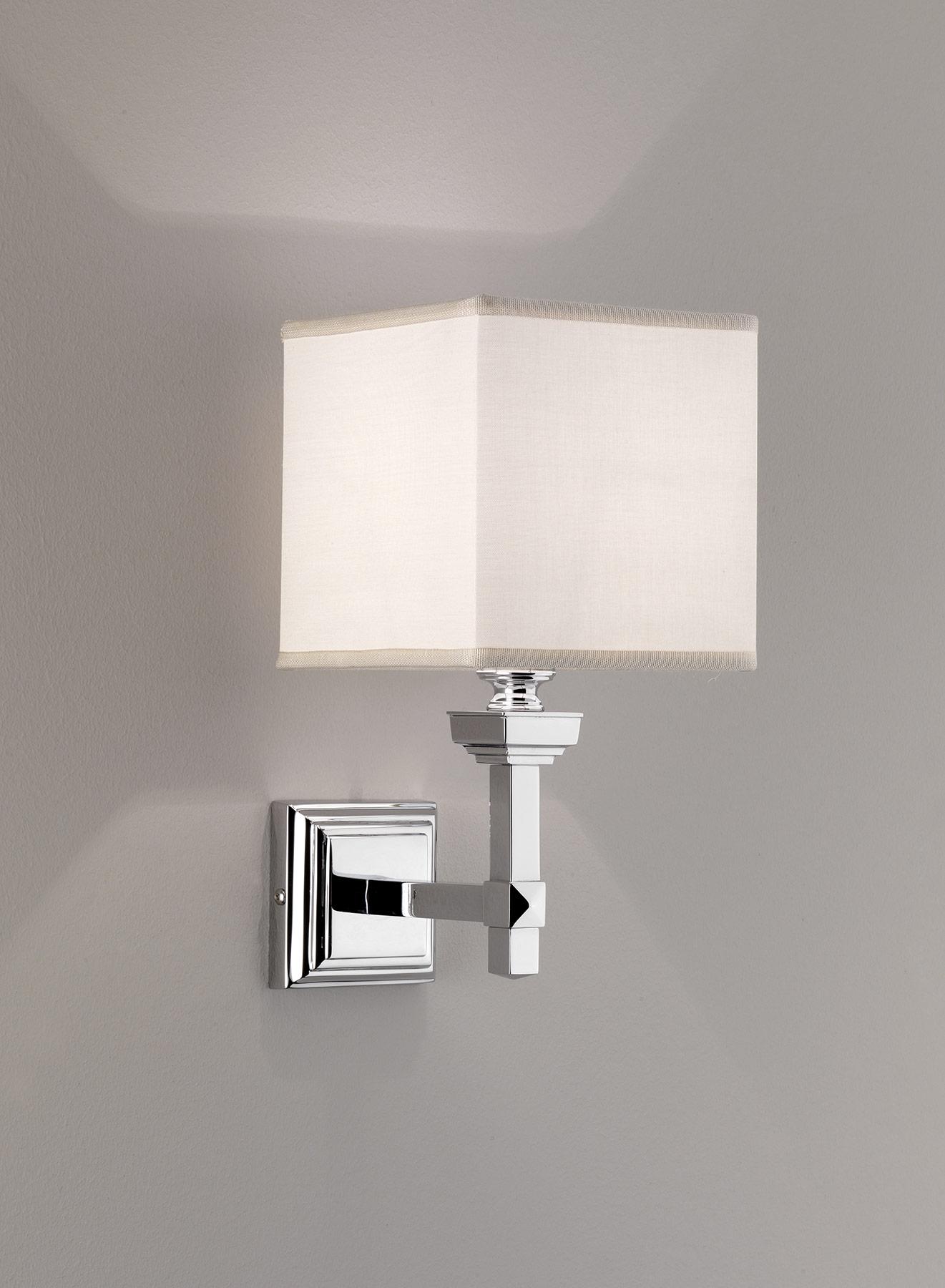 Modern Time Wall Mount Lamp