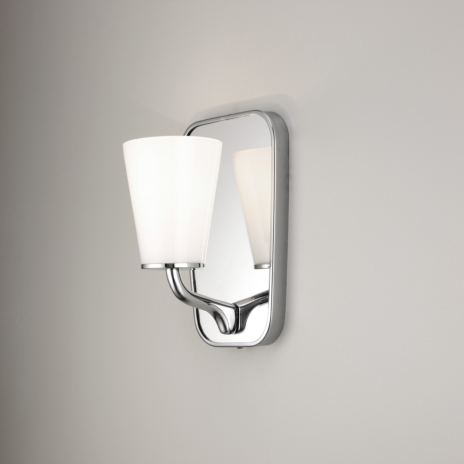 Transitional Twinkle Wall Mount Lamp