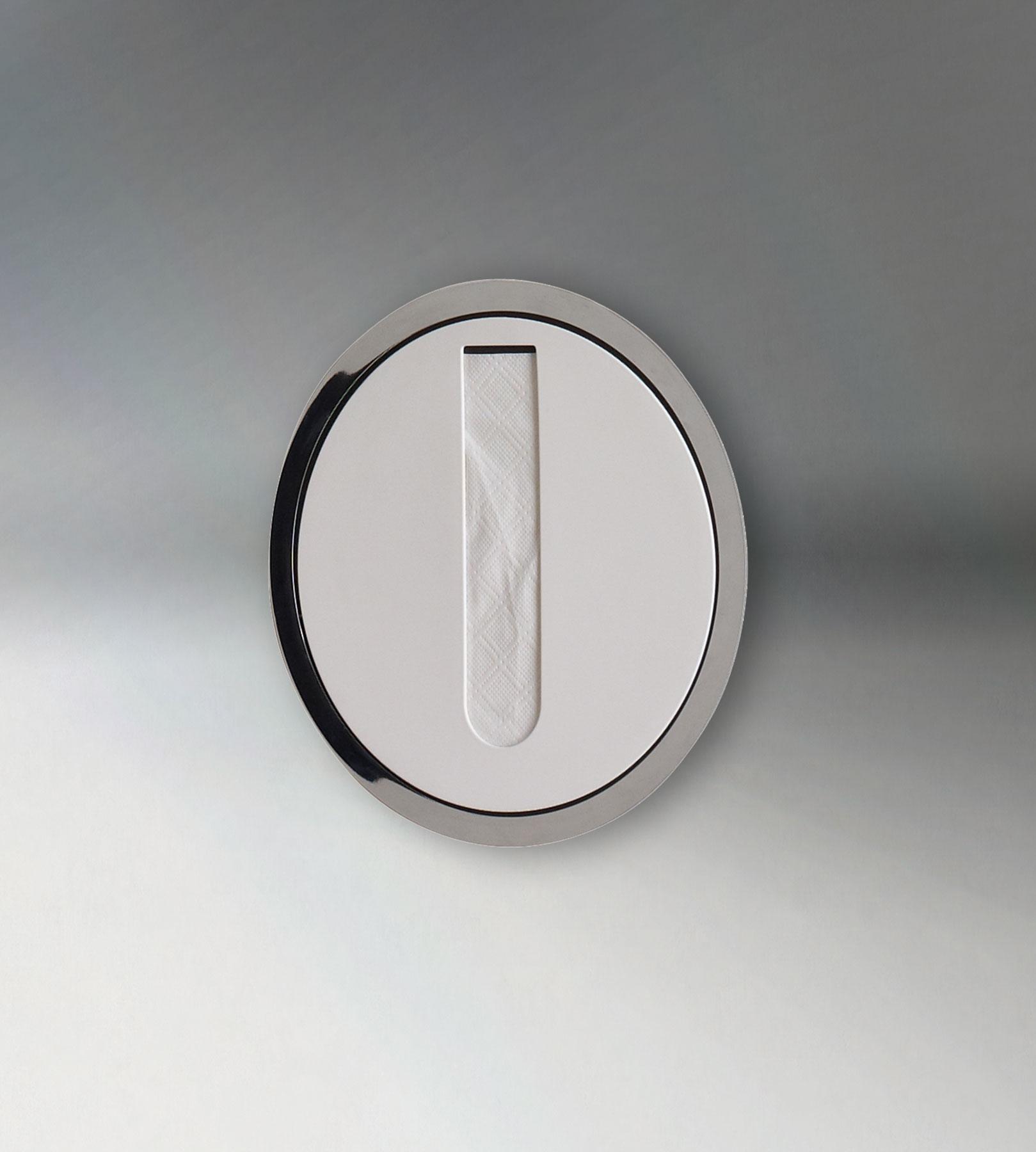 Modern Vola Built-in Paper Towel Dispenser