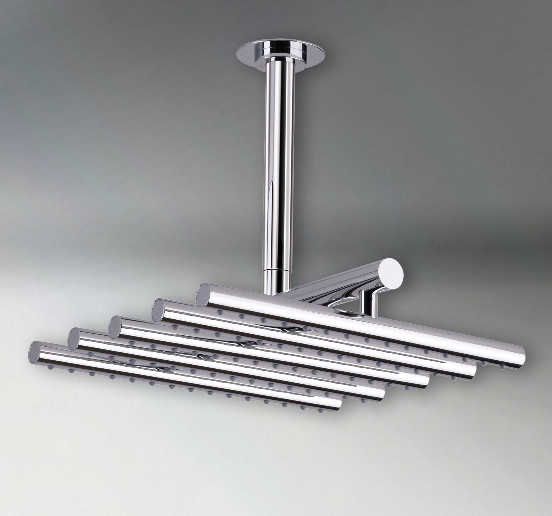 Modern Vola Ceiling Mount Shower Head