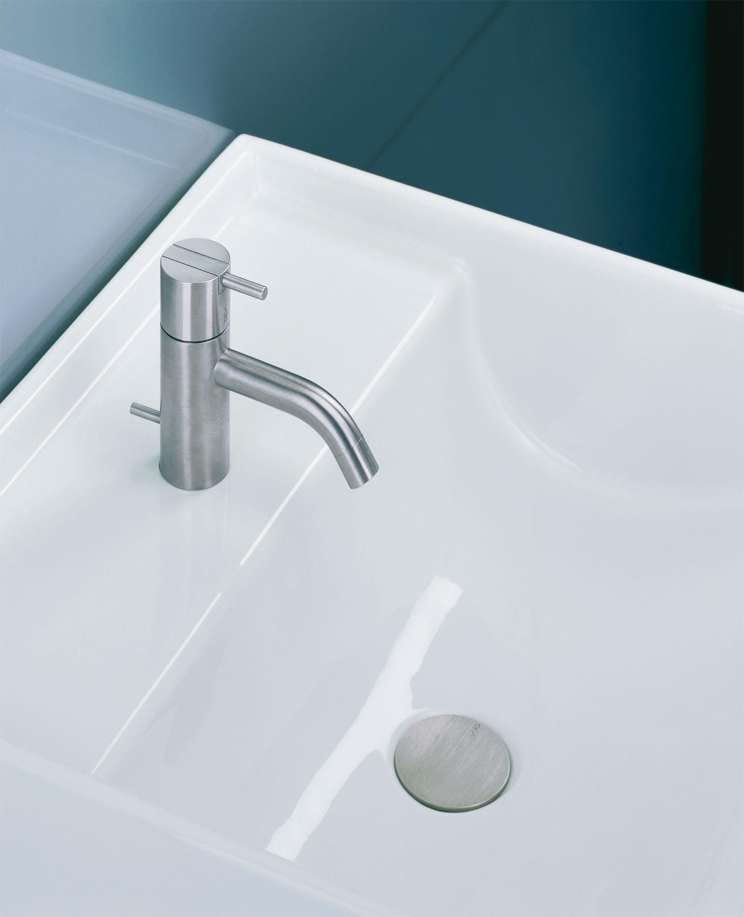 Modern Vola Deck Mount Faucet