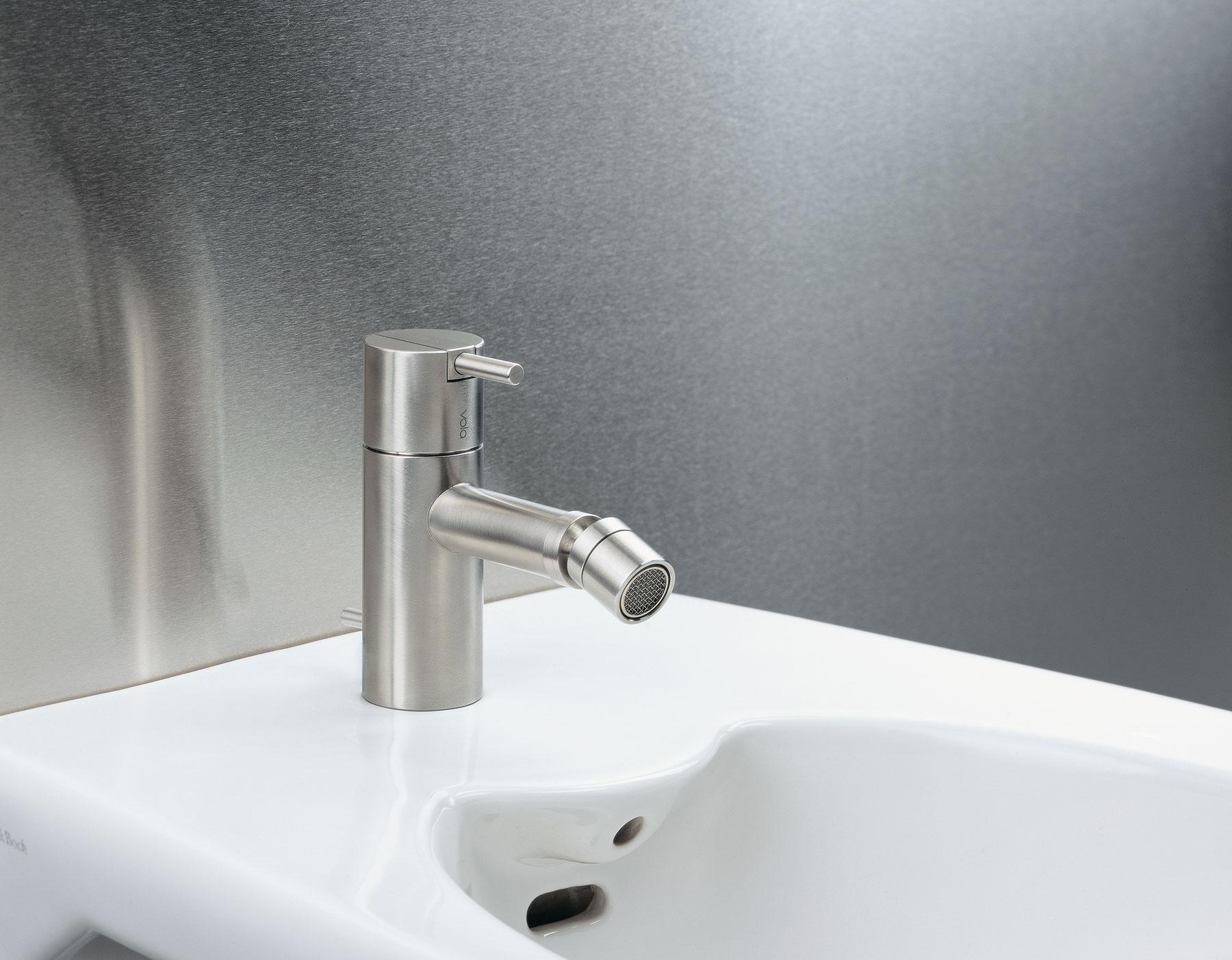 Transitional Vola Deck Mount Bidet Faucet
