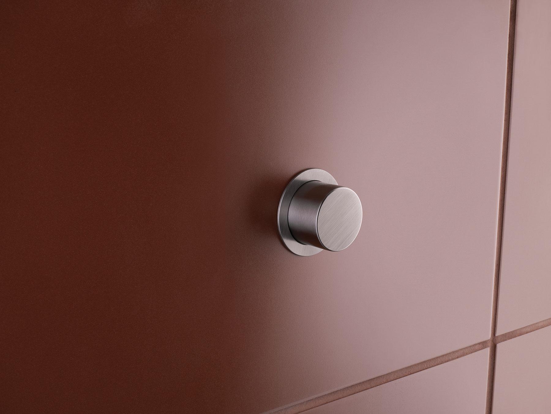 Modern Vola Wall Mount Push Button