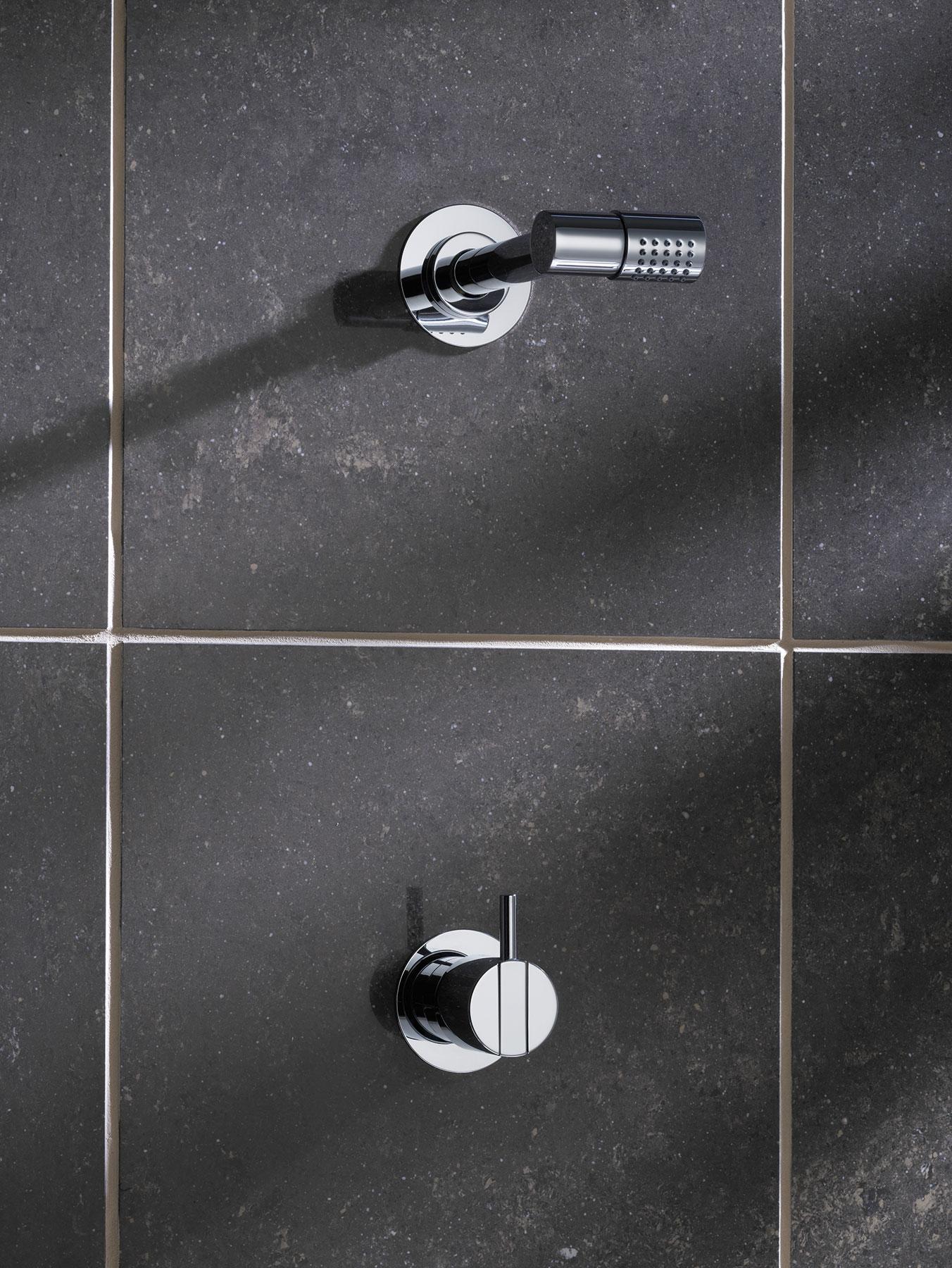 Modern Vola Wall Mount Shower Set