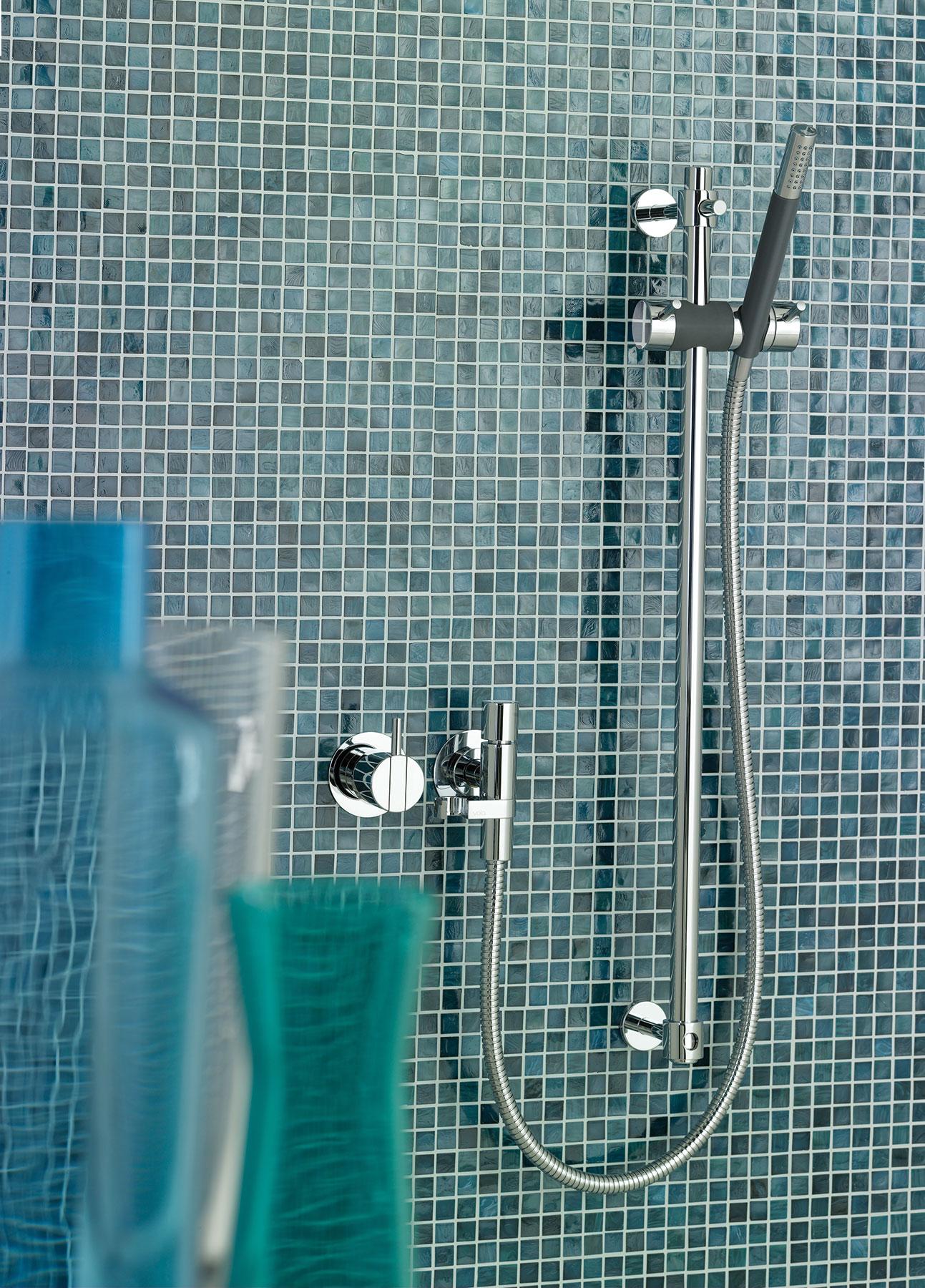 Modern Vola Wall Mount Hand Shower Set